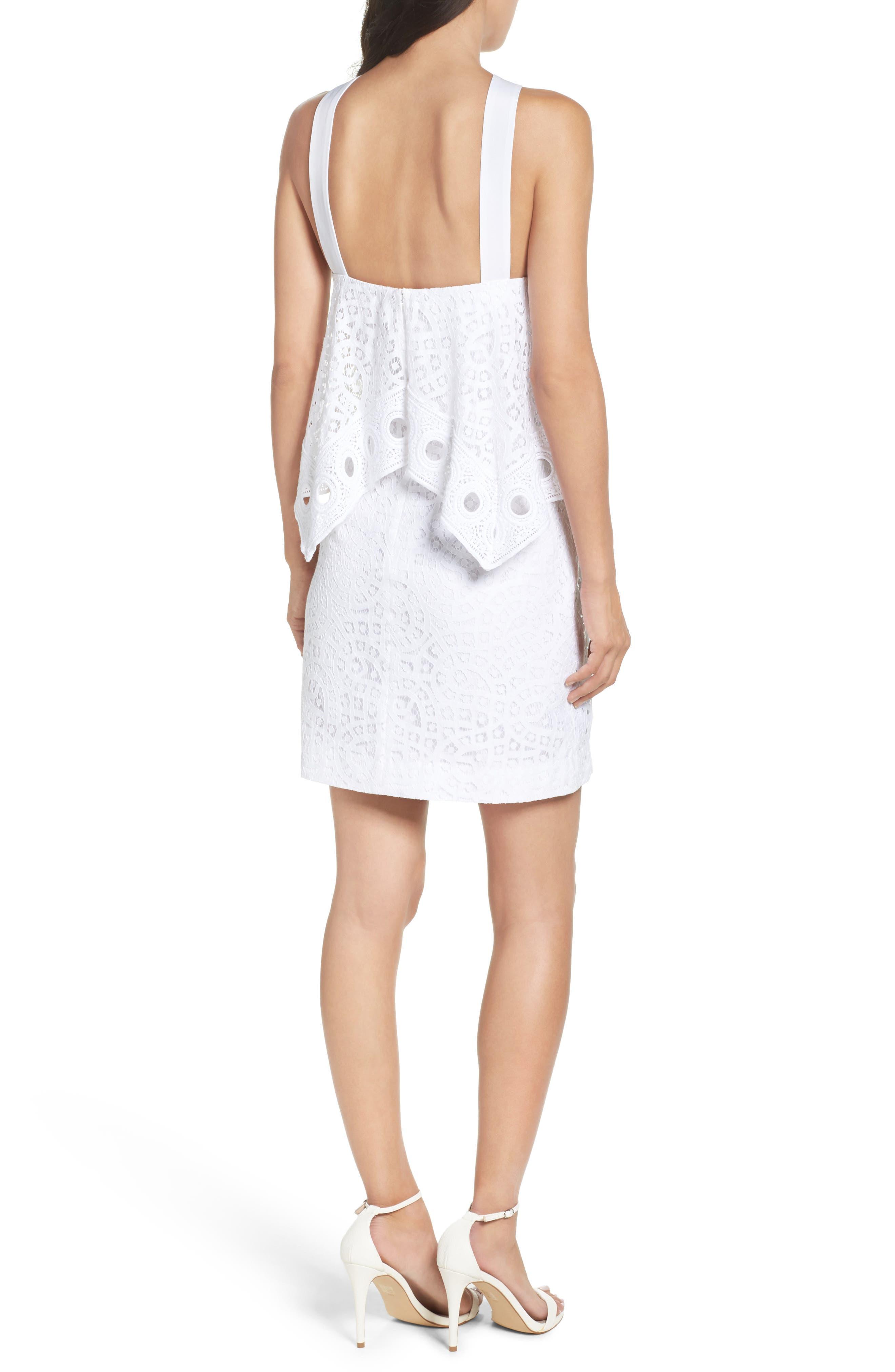 Pearson Popover Dress,                             Alternate thumbnail 2, color,                             115