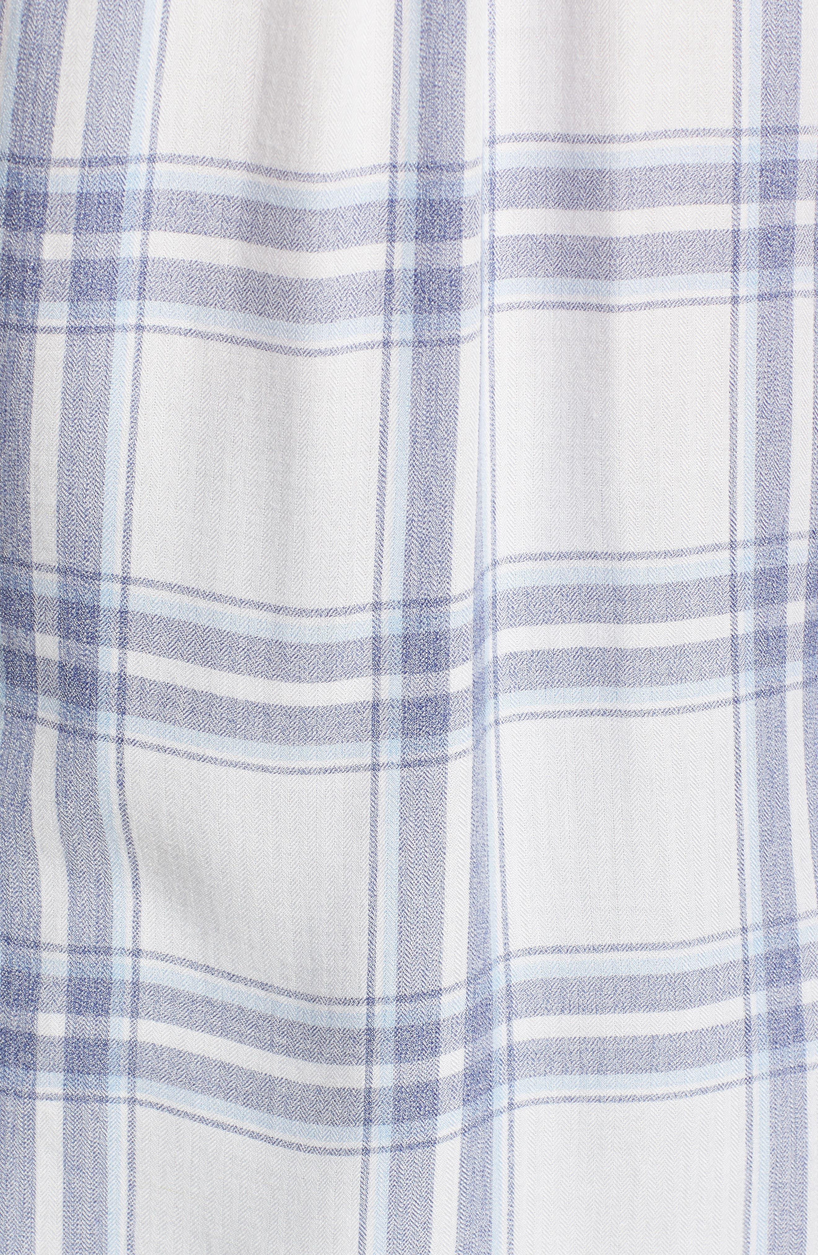 Hunter Plaid Shirt,                             Alternate thumbnail 645, color,