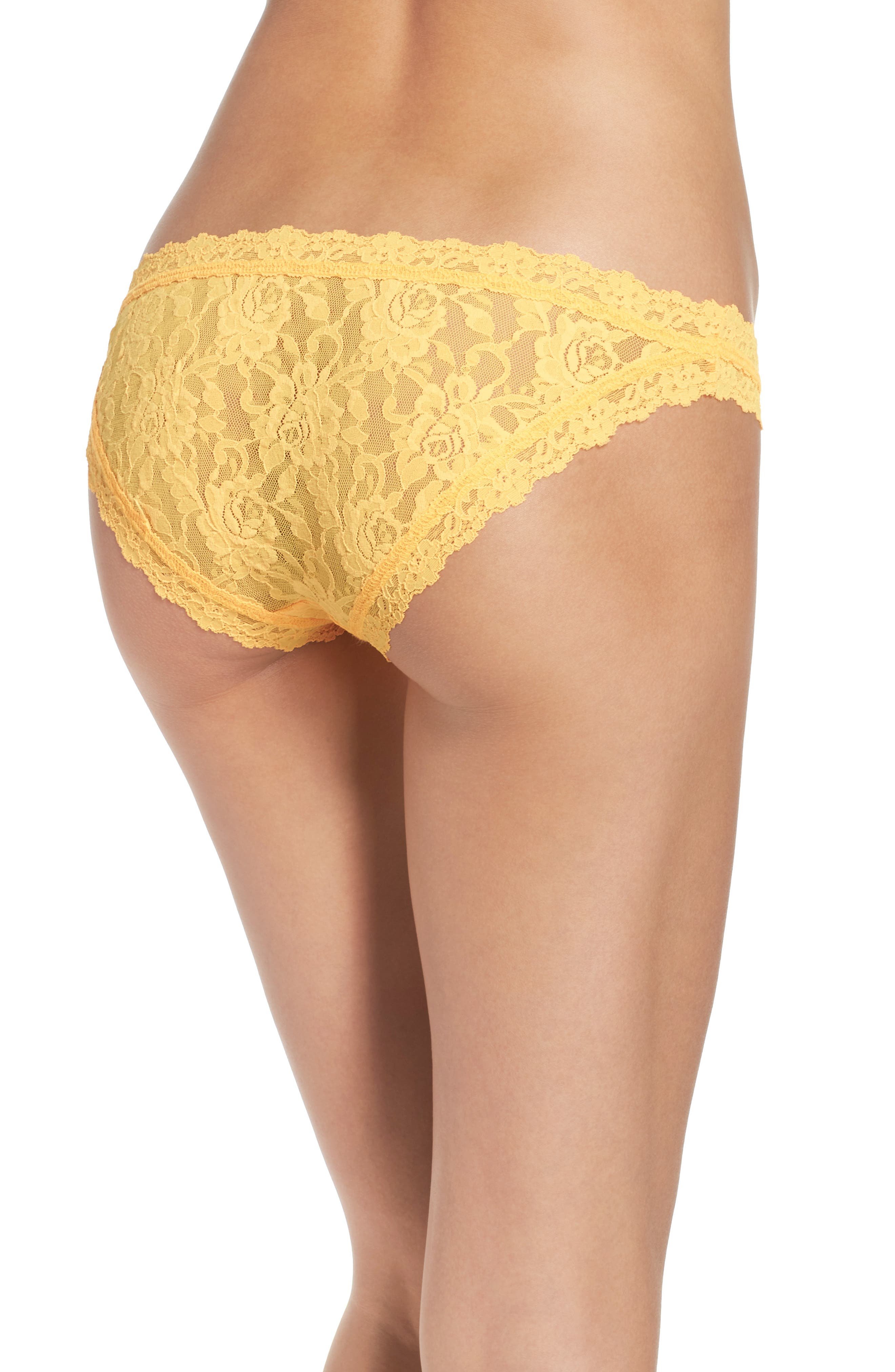 'Signature Lace' Brazilian Bikini,                             Alternate thumbnail 97, color,