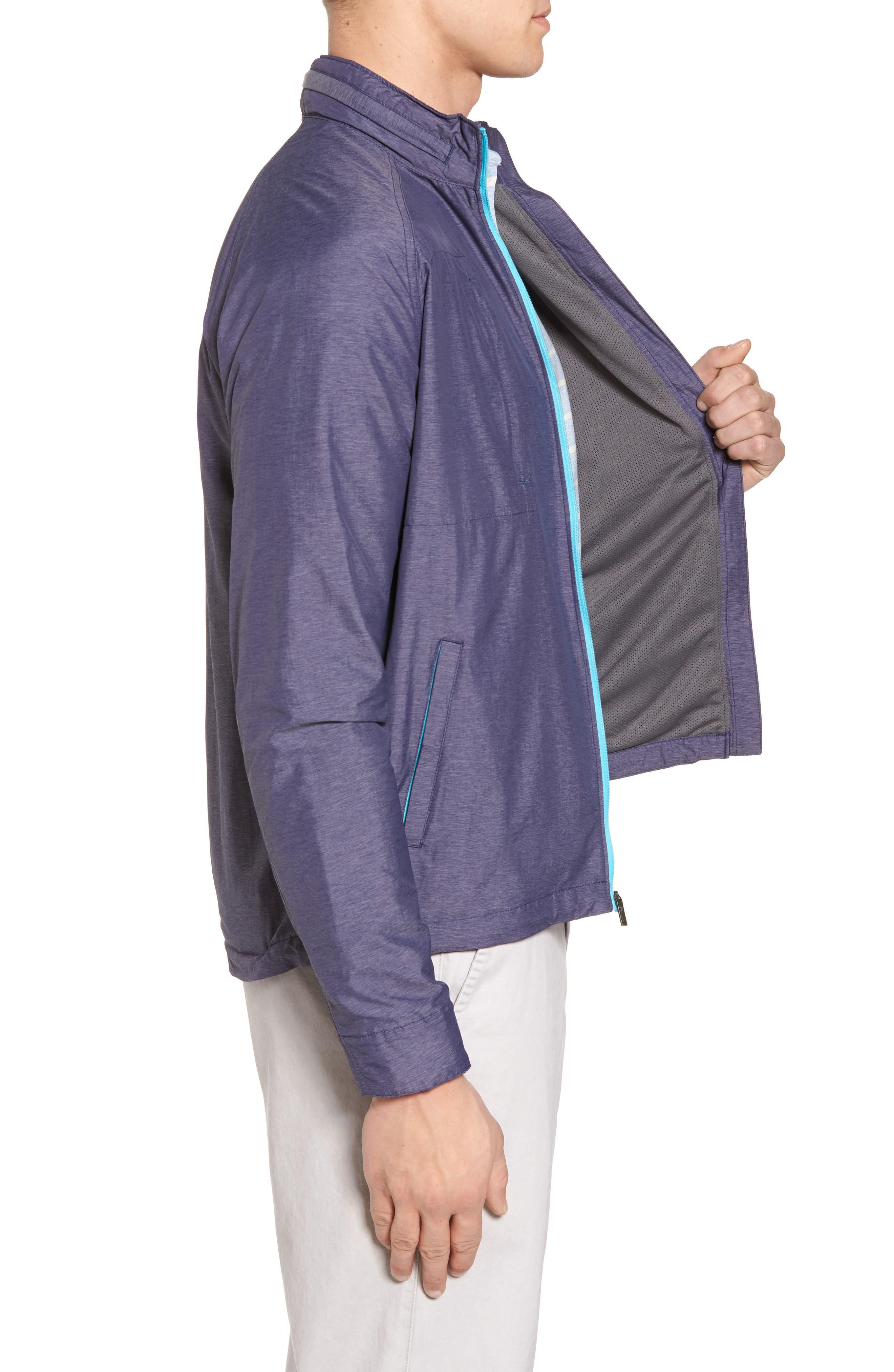 Nagano Windbreaker Jacket,                             Alternate thumbnail 6, color,