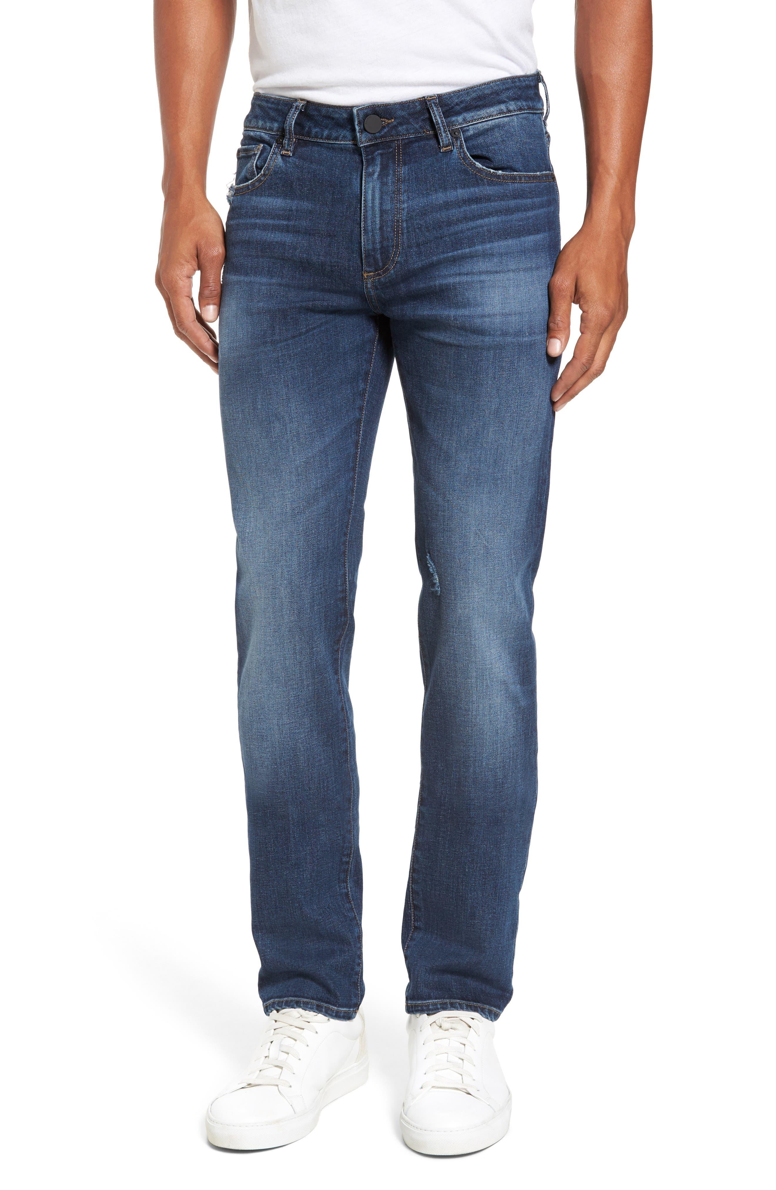 Nick Slim Fit Jeans,                             Main thumbnail 1, color,                             406