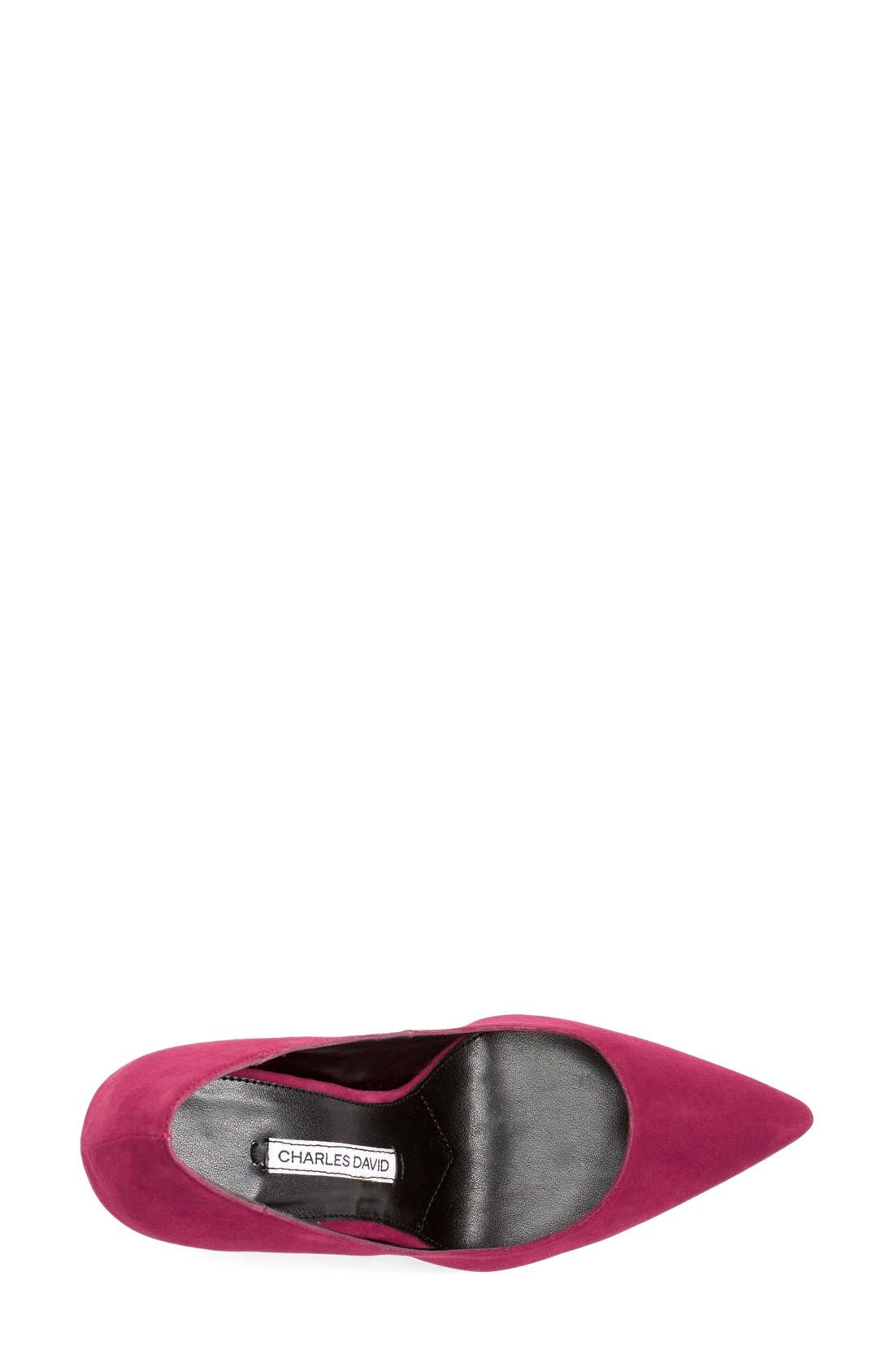 'Caterina' Pointy Toe Pump,                             Alternate thumbnail 45, color,