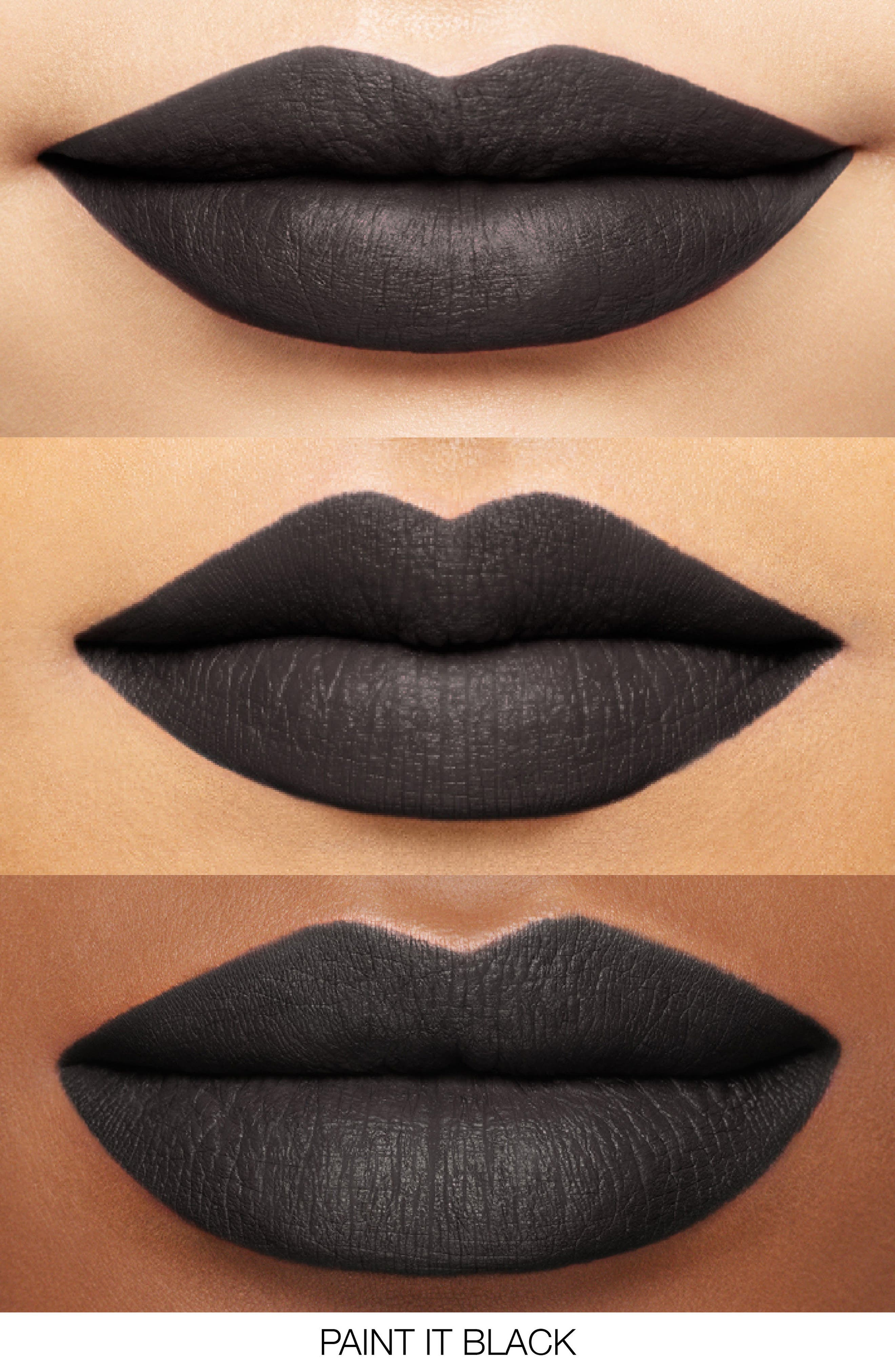 Powermatte Lip Pigment,                             Alternate thumbnail 2, color,                             PAINT IT BLACK