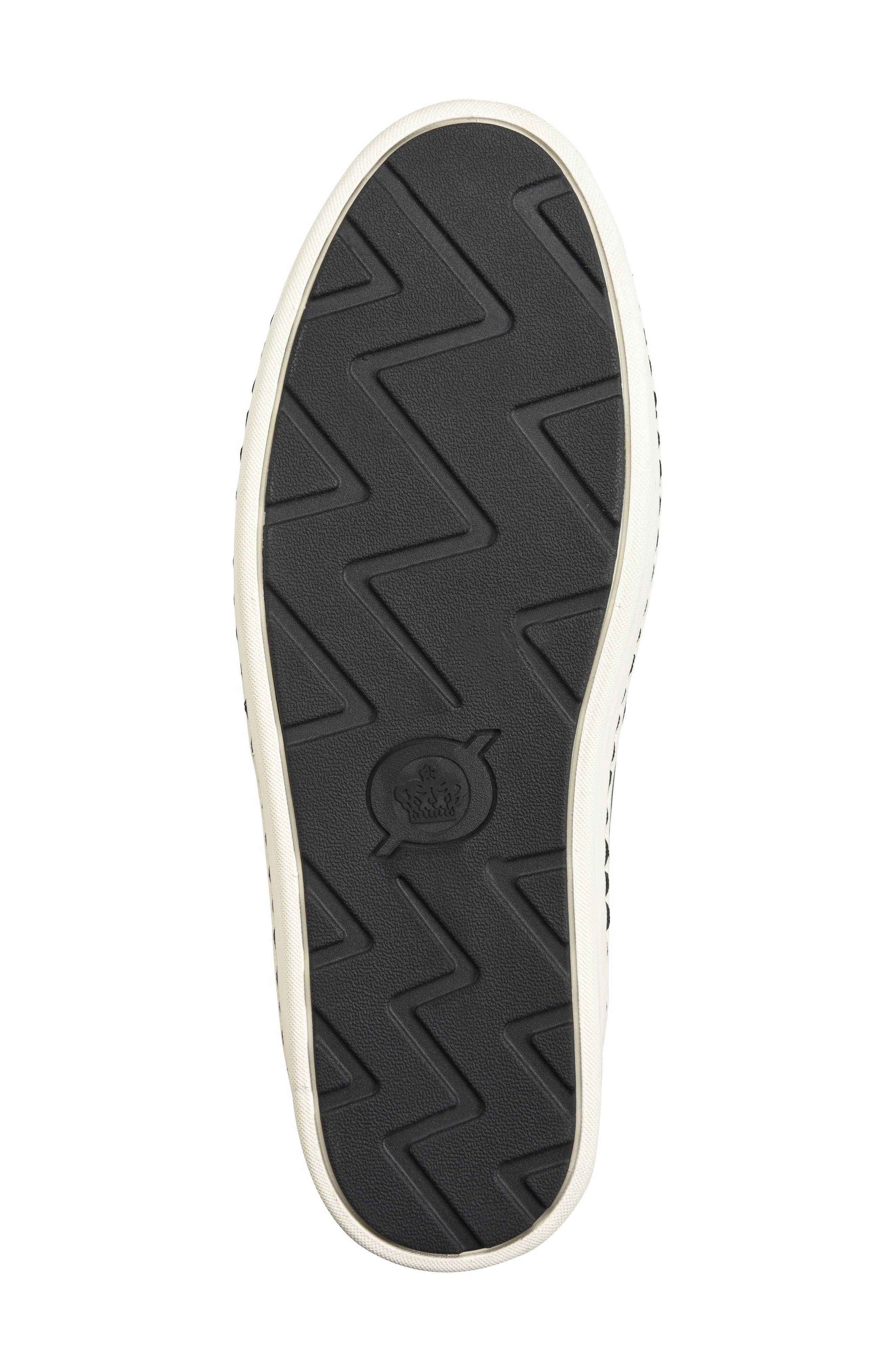 Keystone Low Top Sneaker,                             Alternate thumbnail 6, color,                             001