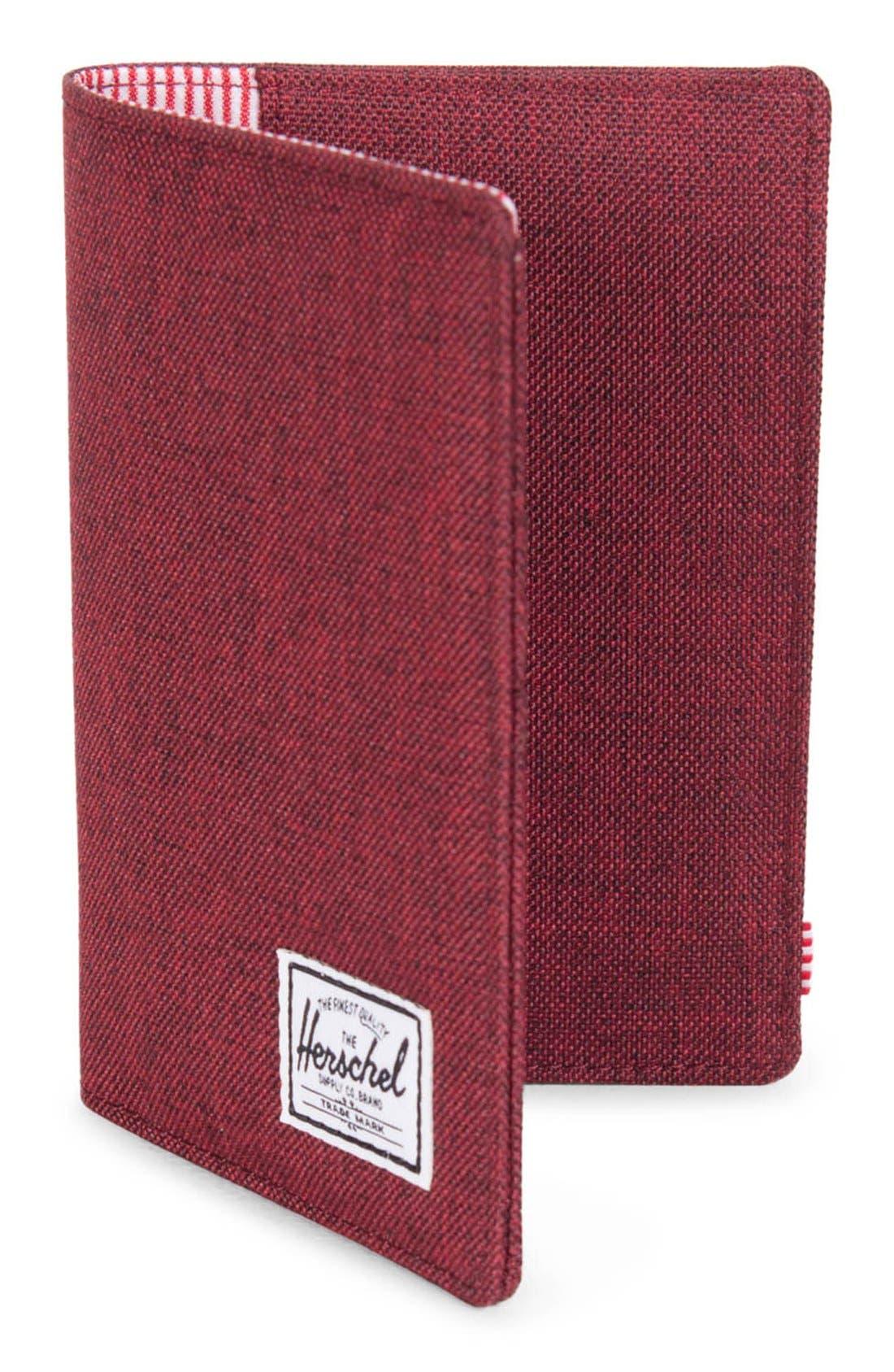 'Raynor' Passport Holder,                             Alternate thumbnail 22, color,