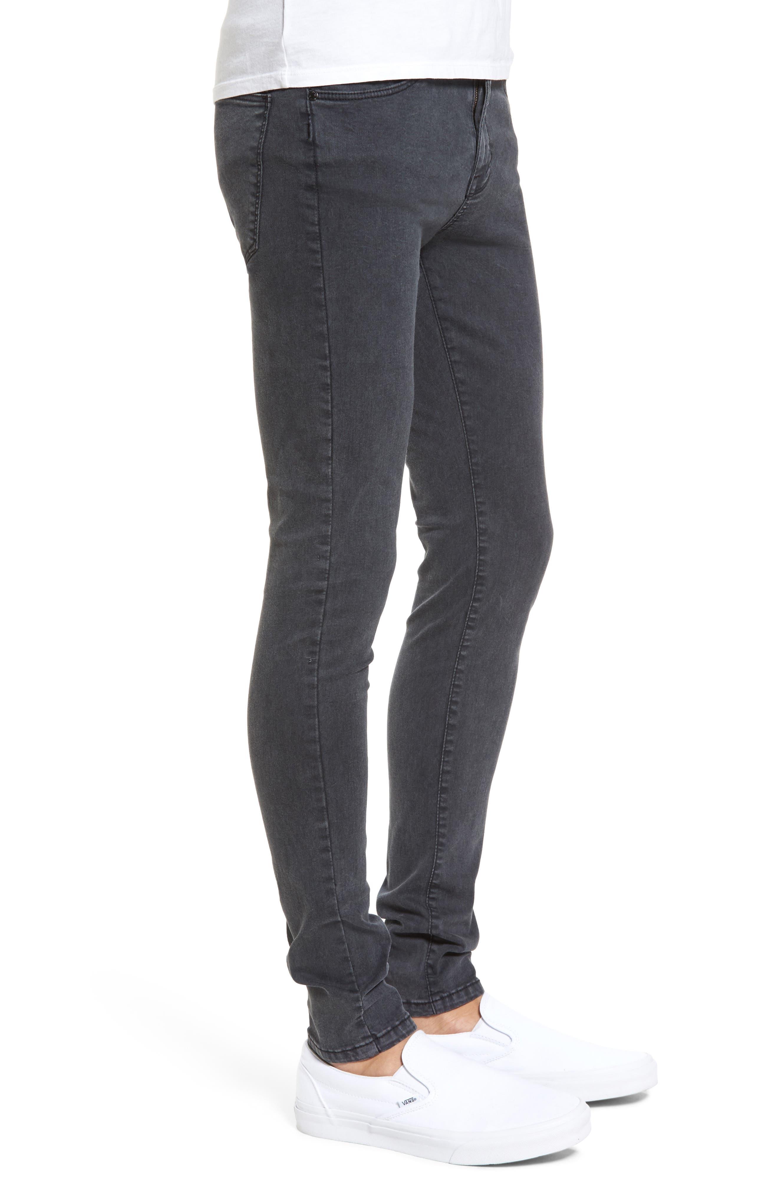 Leroy Slim Fit Jeans,                             Alternate thumbnail 3, color,                             020