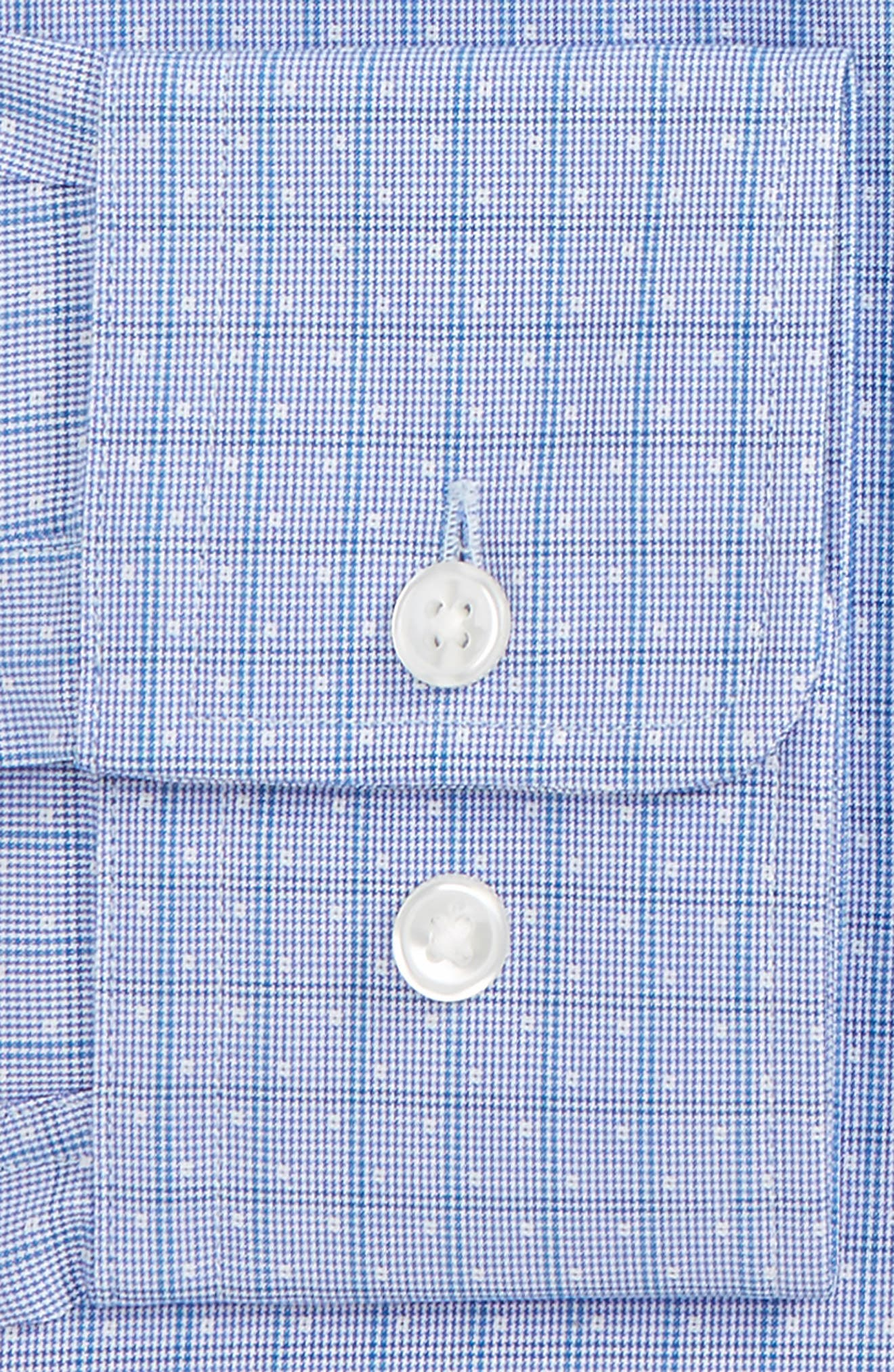Marley Sharp Fit Check Dress Shirt,                             Alternate thumbnail 2, color,                             420