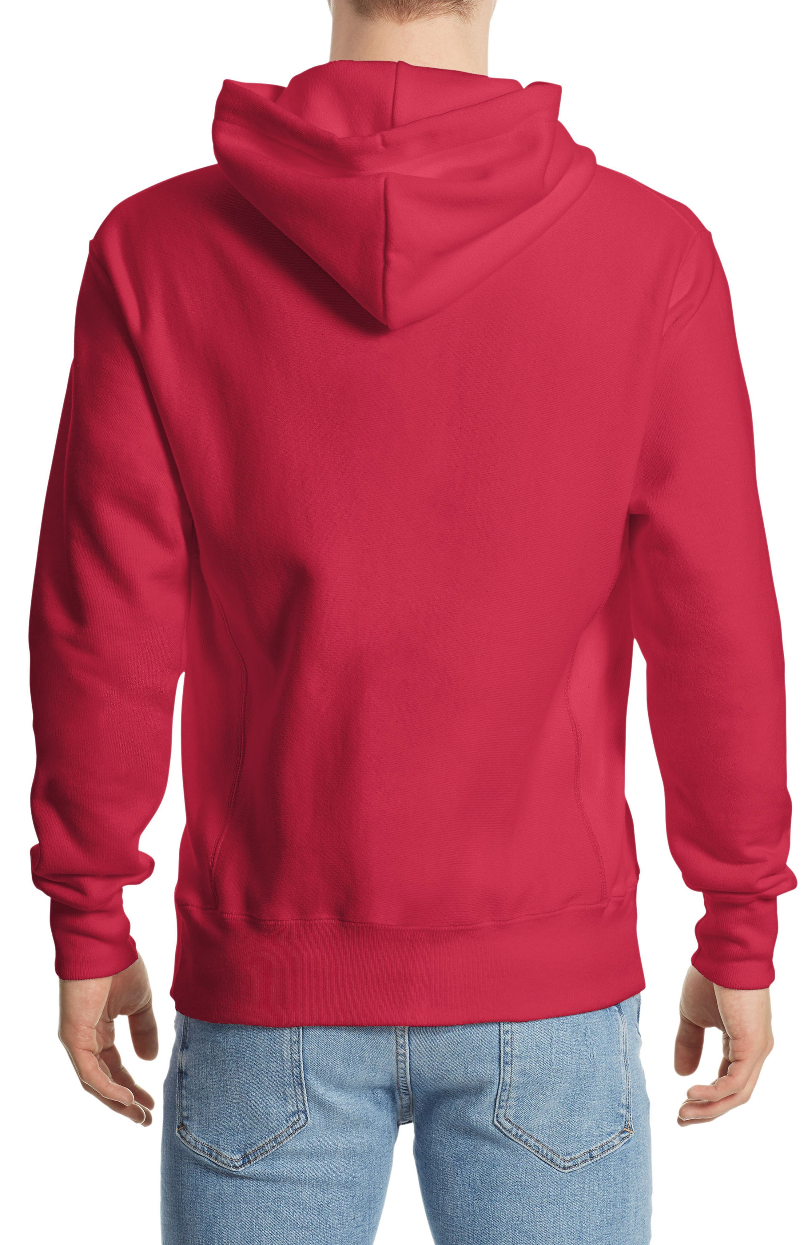 Reverse Weave<sup>®</sup> Pullover Hoodie,                             Alternate thumbnail 19, color,