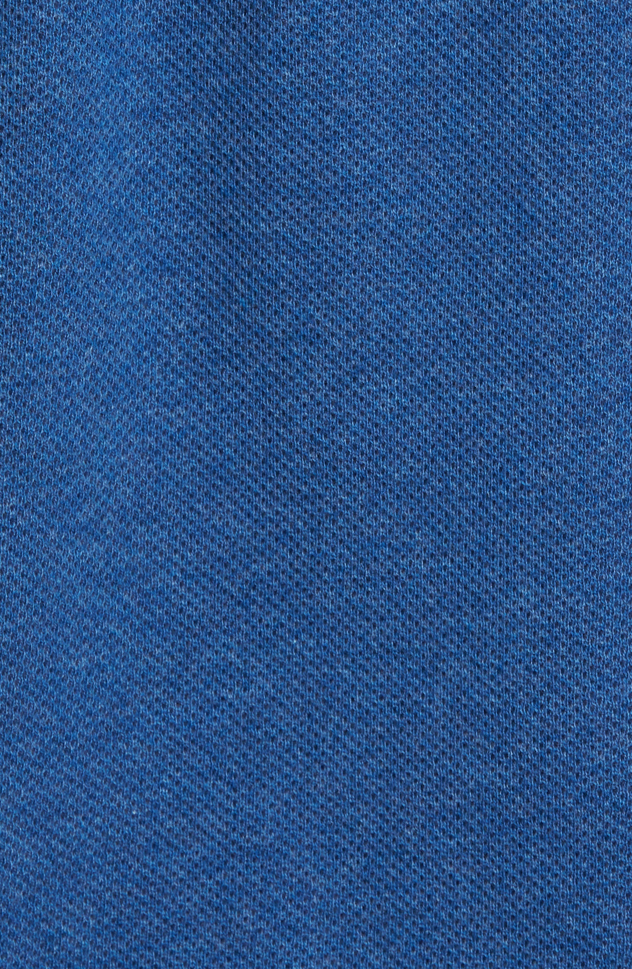 Double-Knit Quarter Zip Pullover,                             Alternate thumbnail 5, color,                             461