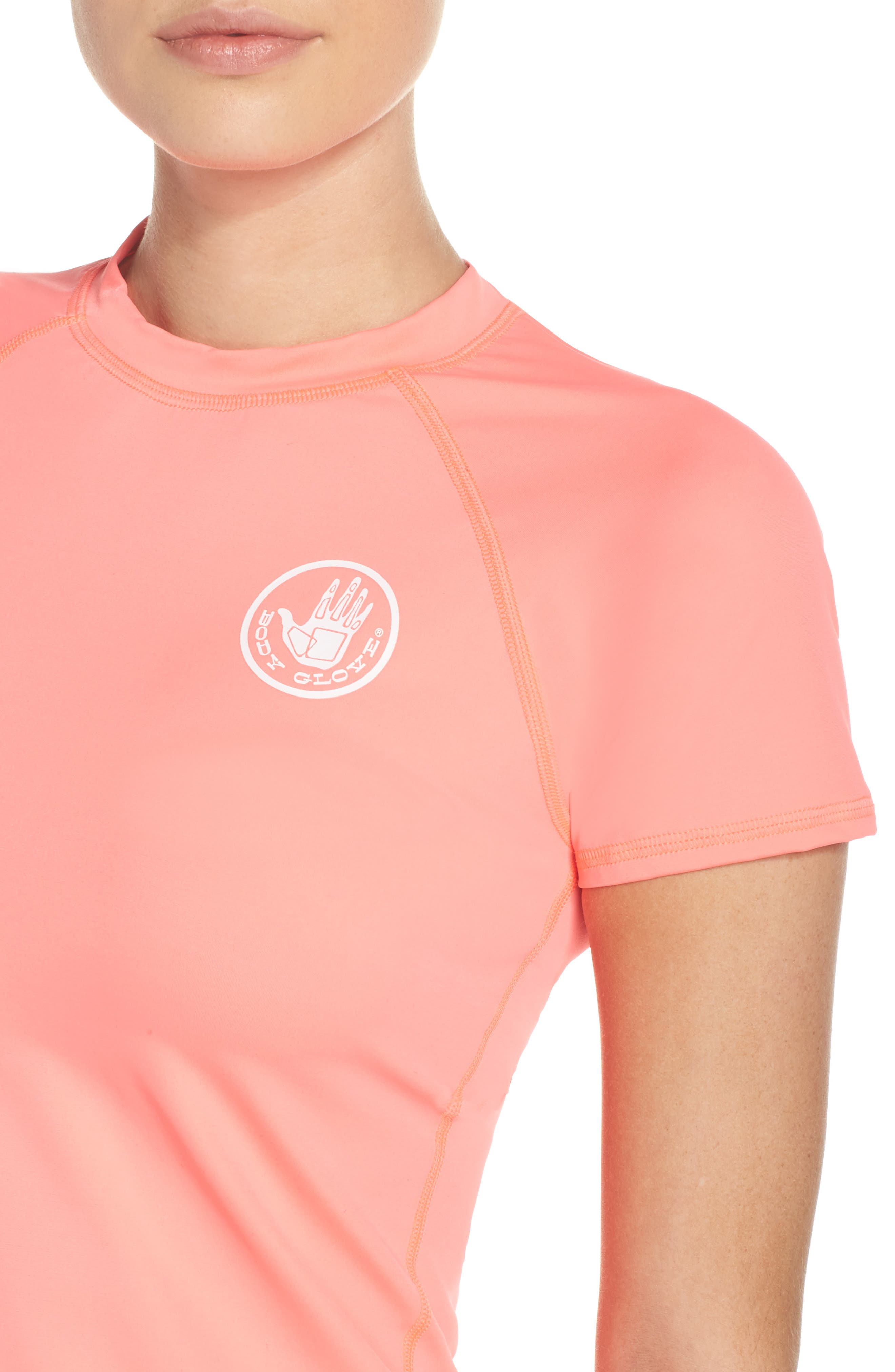 'Smoothies in Motion' Short Sleeve Rashguard,                             Alternate thumbnail 30, color,