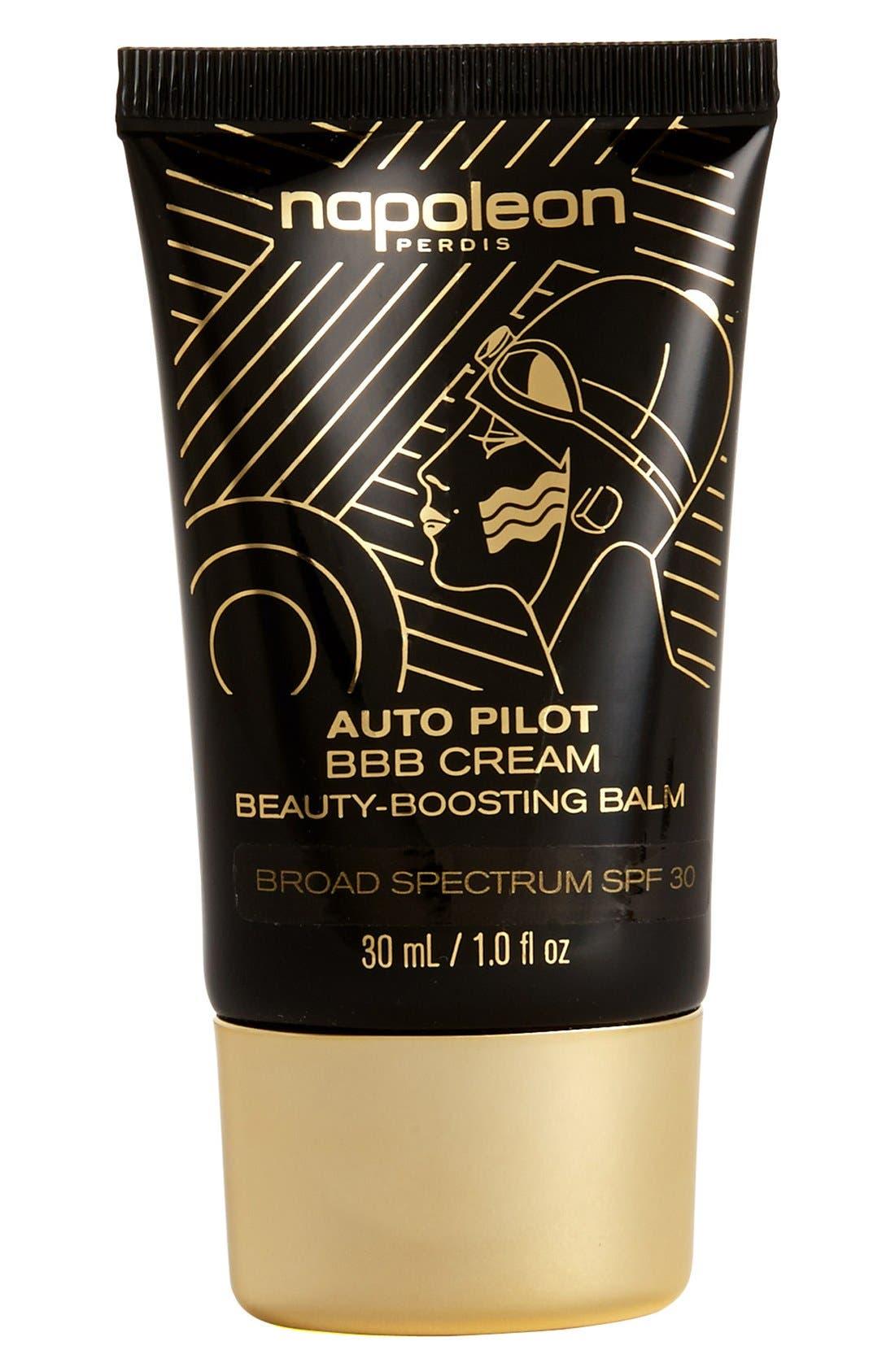 NAPOLEON PERDIS,                             'Auto Pilot' BBB Cream Broad Spectrum SPF 30,                             Main thumbnail 1, color,                             250