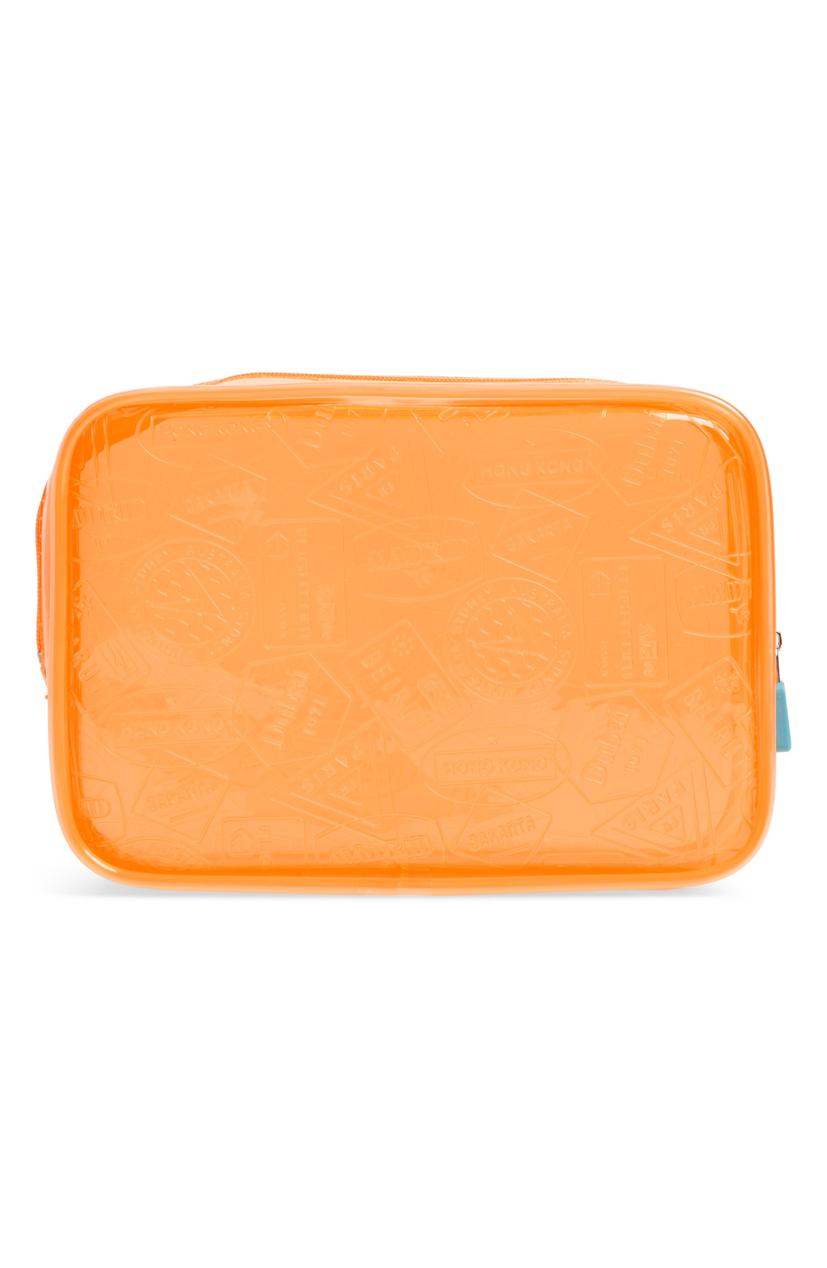 X-Ray Neon Quart Bag,                             Alternate thumbnail 11, color,