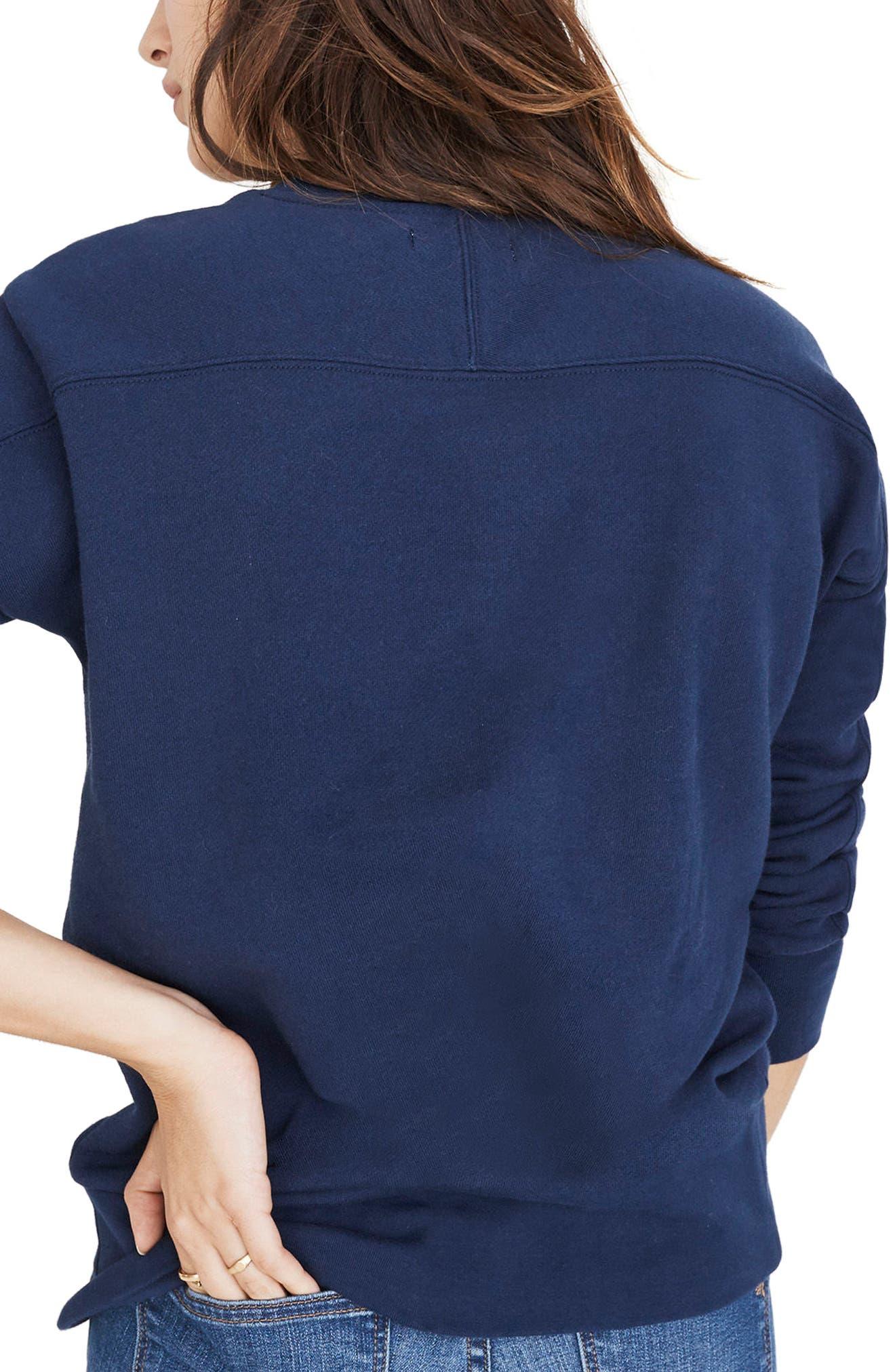 Starry Sweatshirt,                             Alternate thumbnail 2, color,                             410