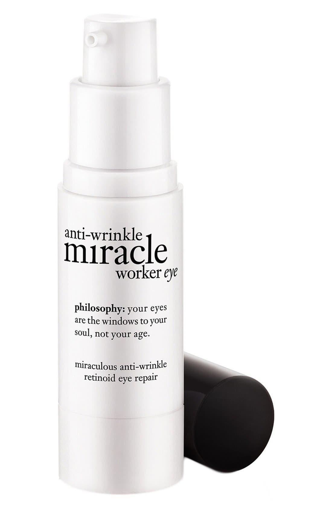 anti-wrinkle miracle worker eye miraculous anti-wrinkle retinoid eye repair,                             Main thumbnail 1, color,                             NO COLOR