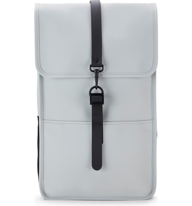 655861fd672 RAINS Waterproof Backpack