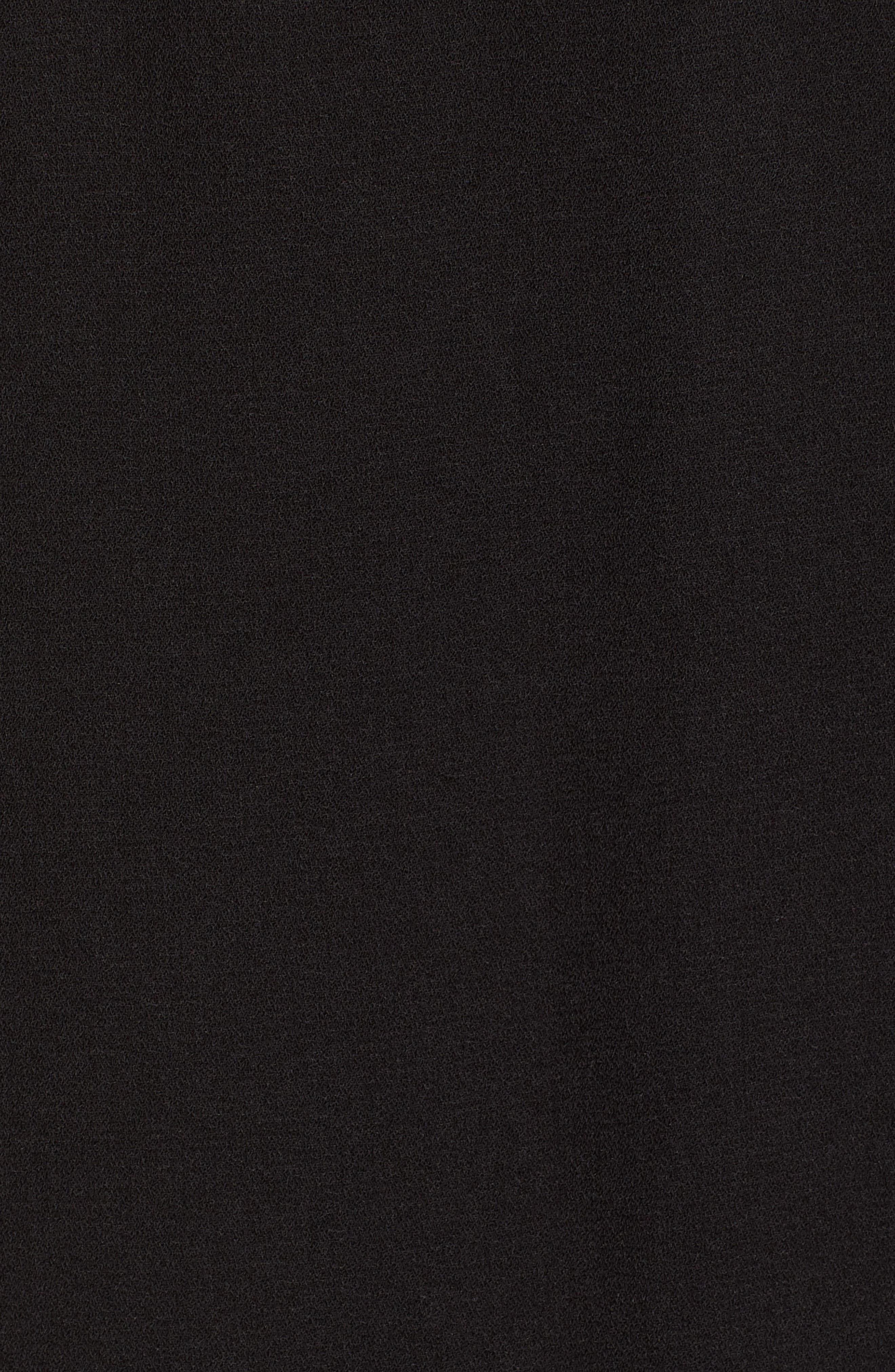 Lace Trim Camisole,                             Alternate thumbnail 5, color,                             001