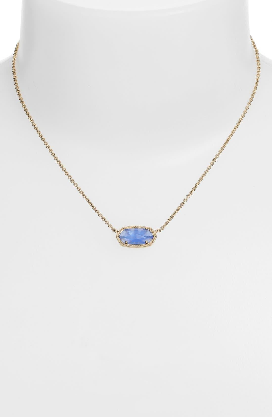 'Elisa' Pendant Necklace,                             Alternate thumbnail 146, color,