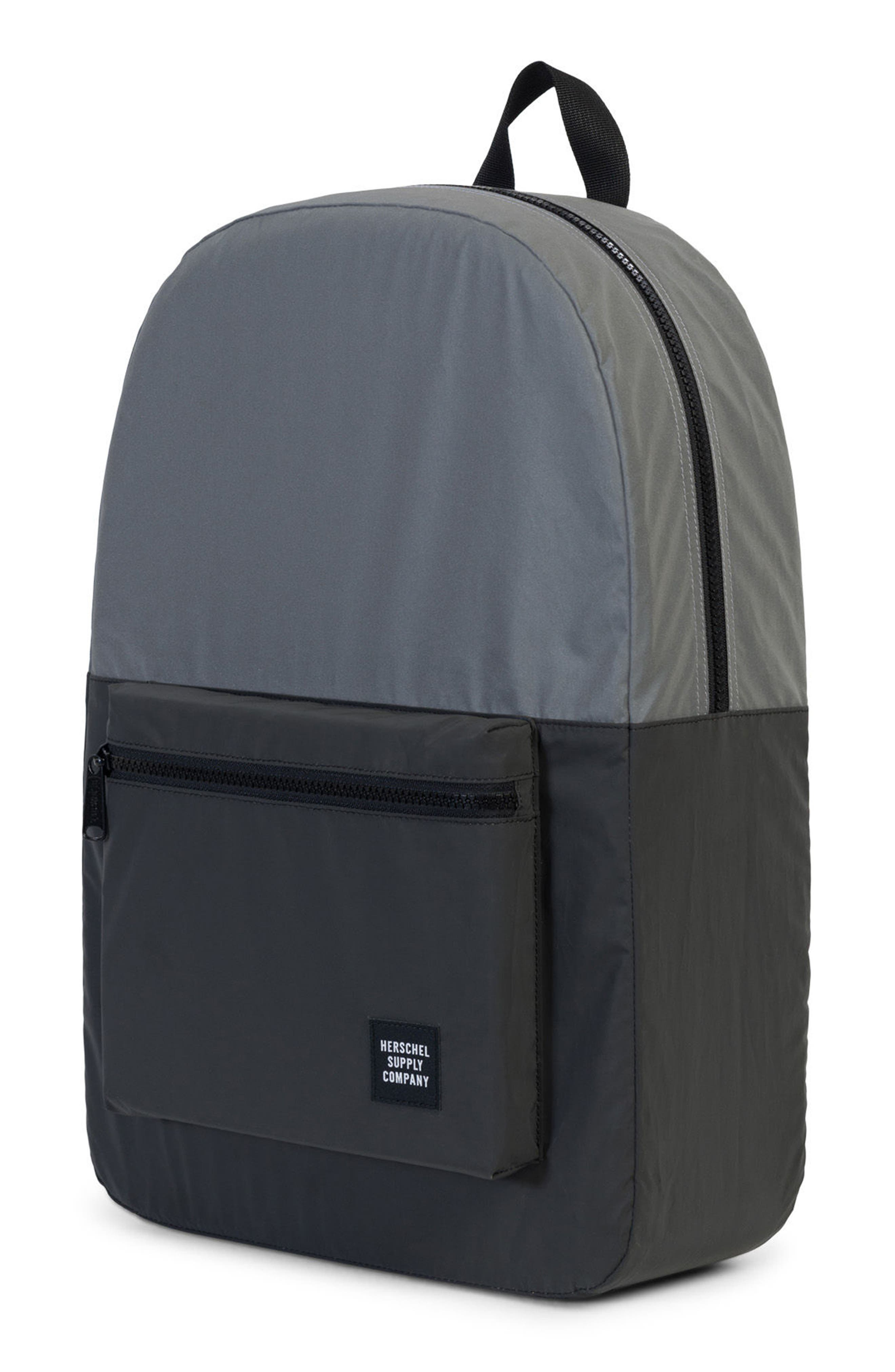 Heritage Reflective Backpack,                             Alternate thumbnail 6, color,                             050
