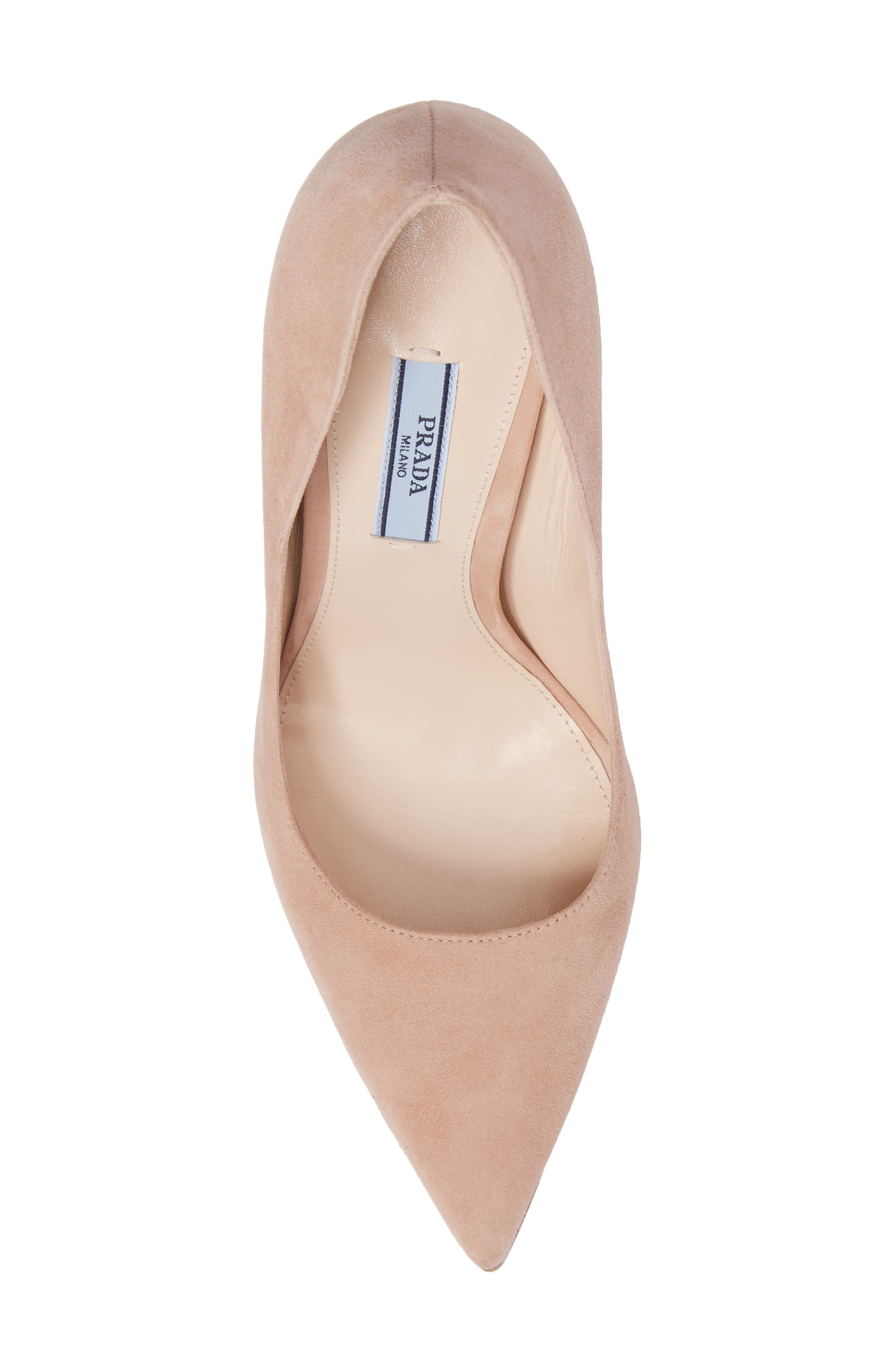 Pointy Toe Pump,                             Alternate thumbnail 18, color,