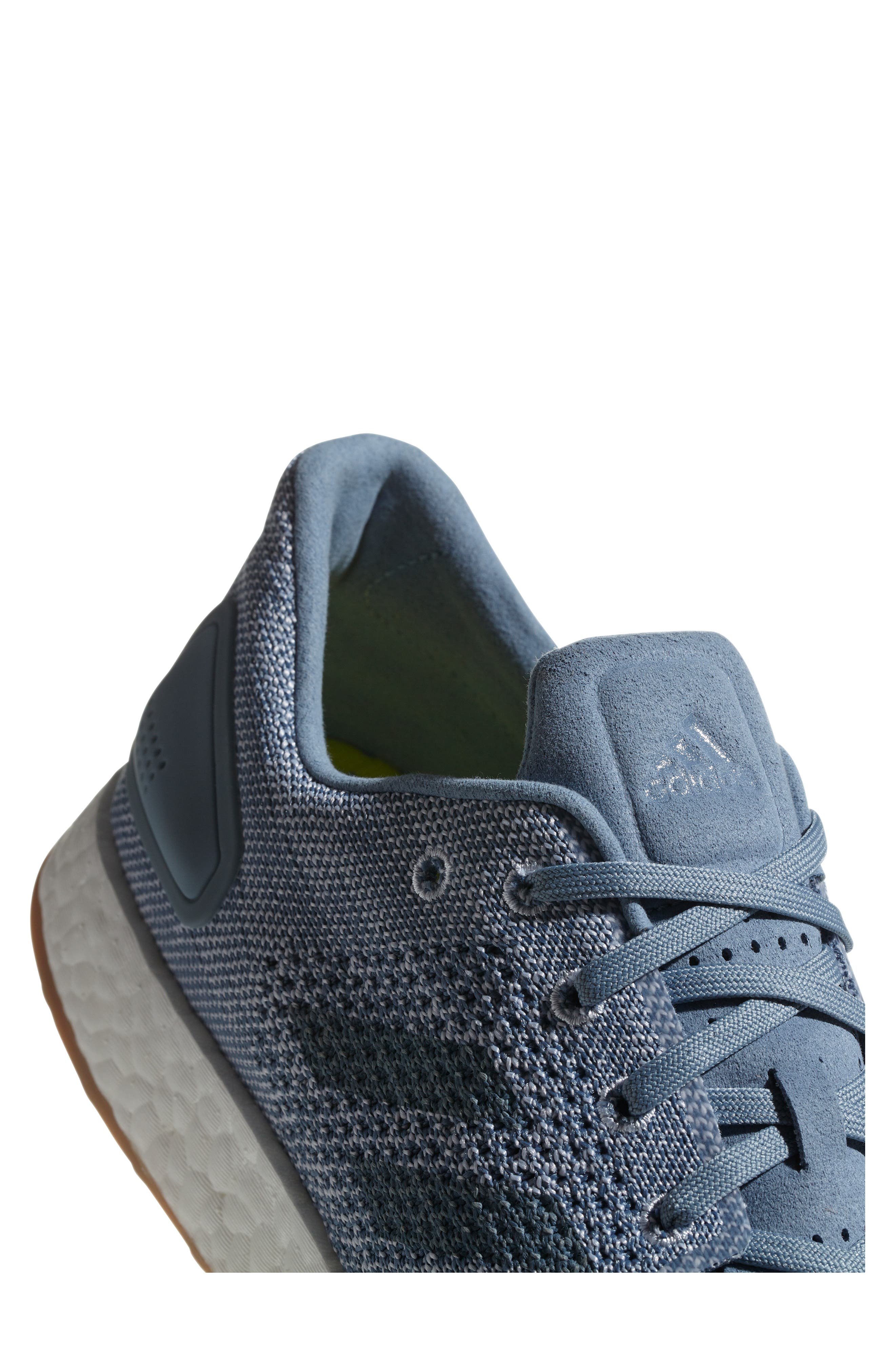 PureBoost DPR Running Shoe,                             Alternate thumbnail 8, color,                             360
