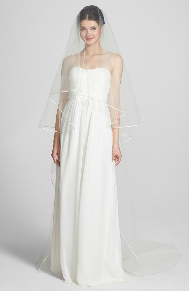 Two-Tier Cathedral Veil