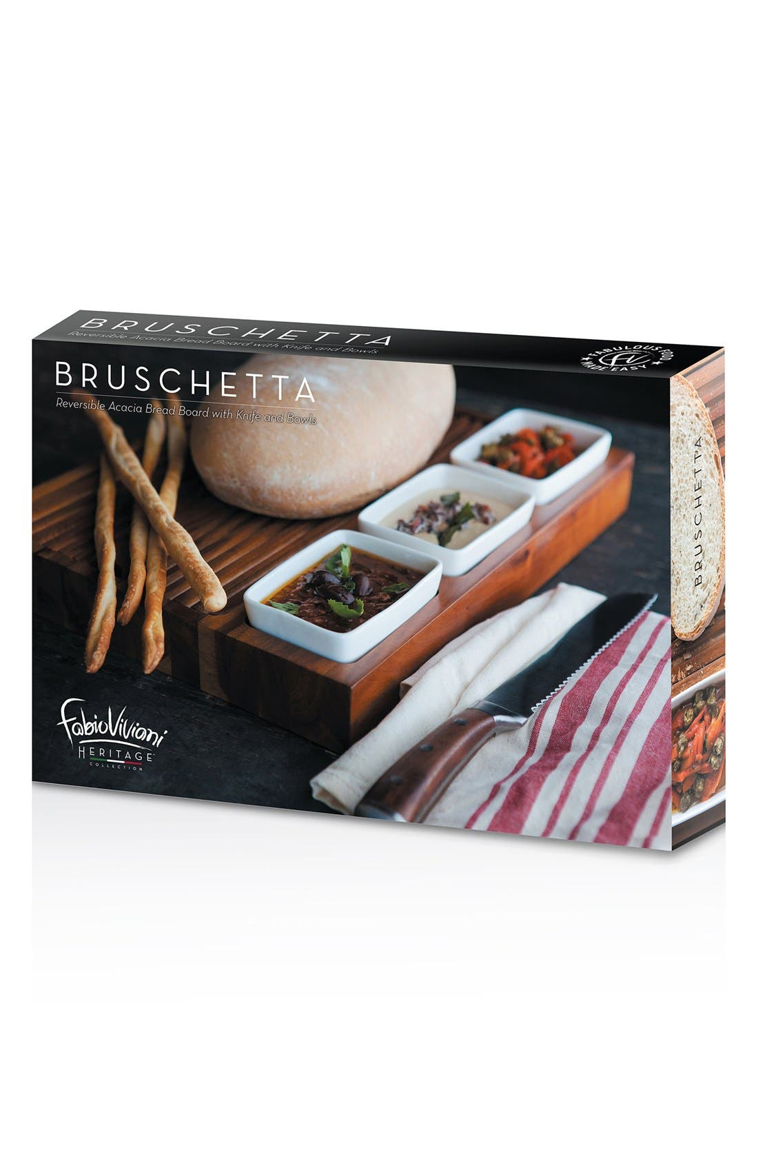 'Legacy Heritage Collection' Bruschetta Cutting Board,                             Alternate thumbnail 5, color,                             200