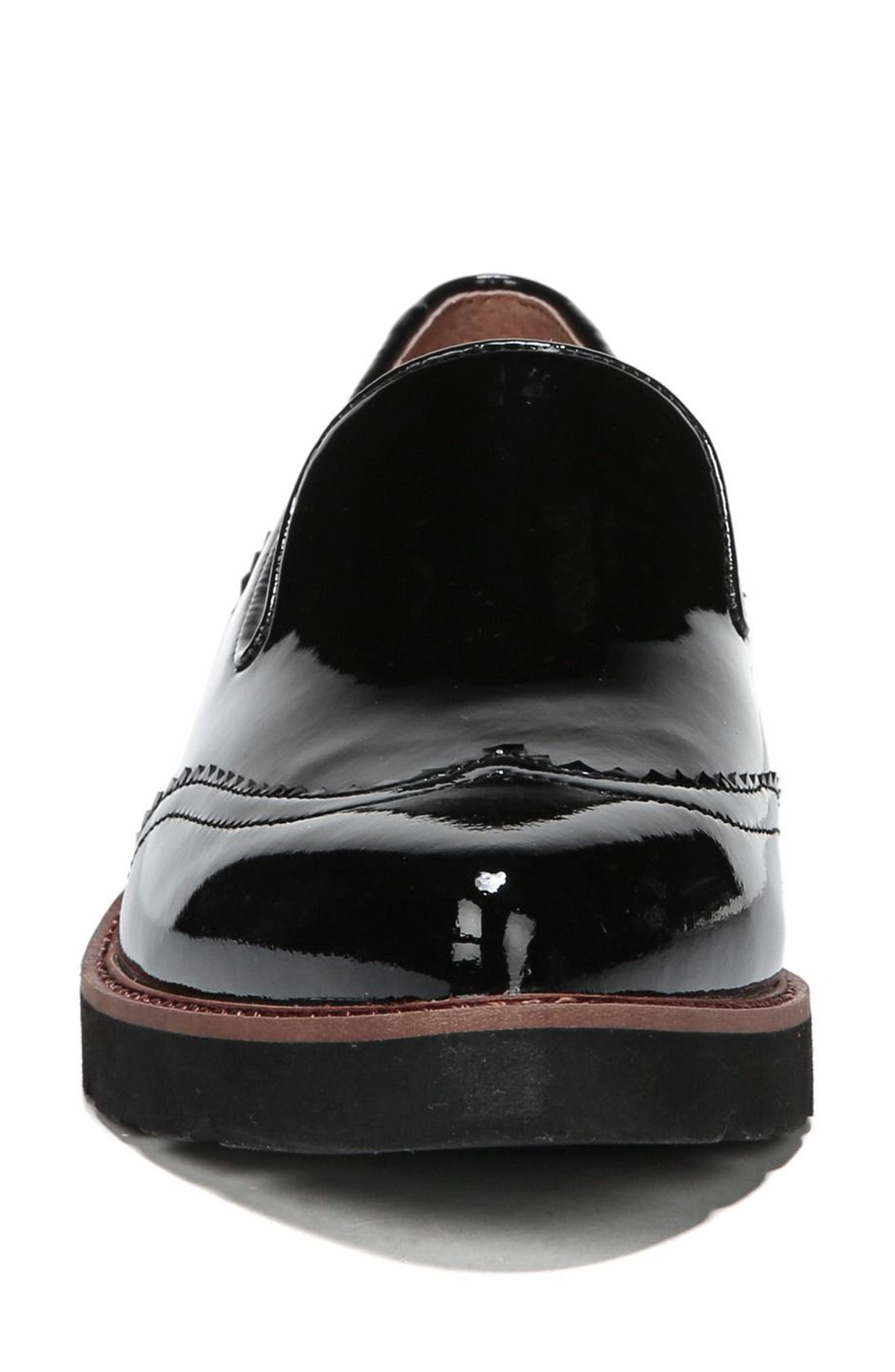 Betsy Loafer,                             Alternate thumbnail 4, color,                             002
