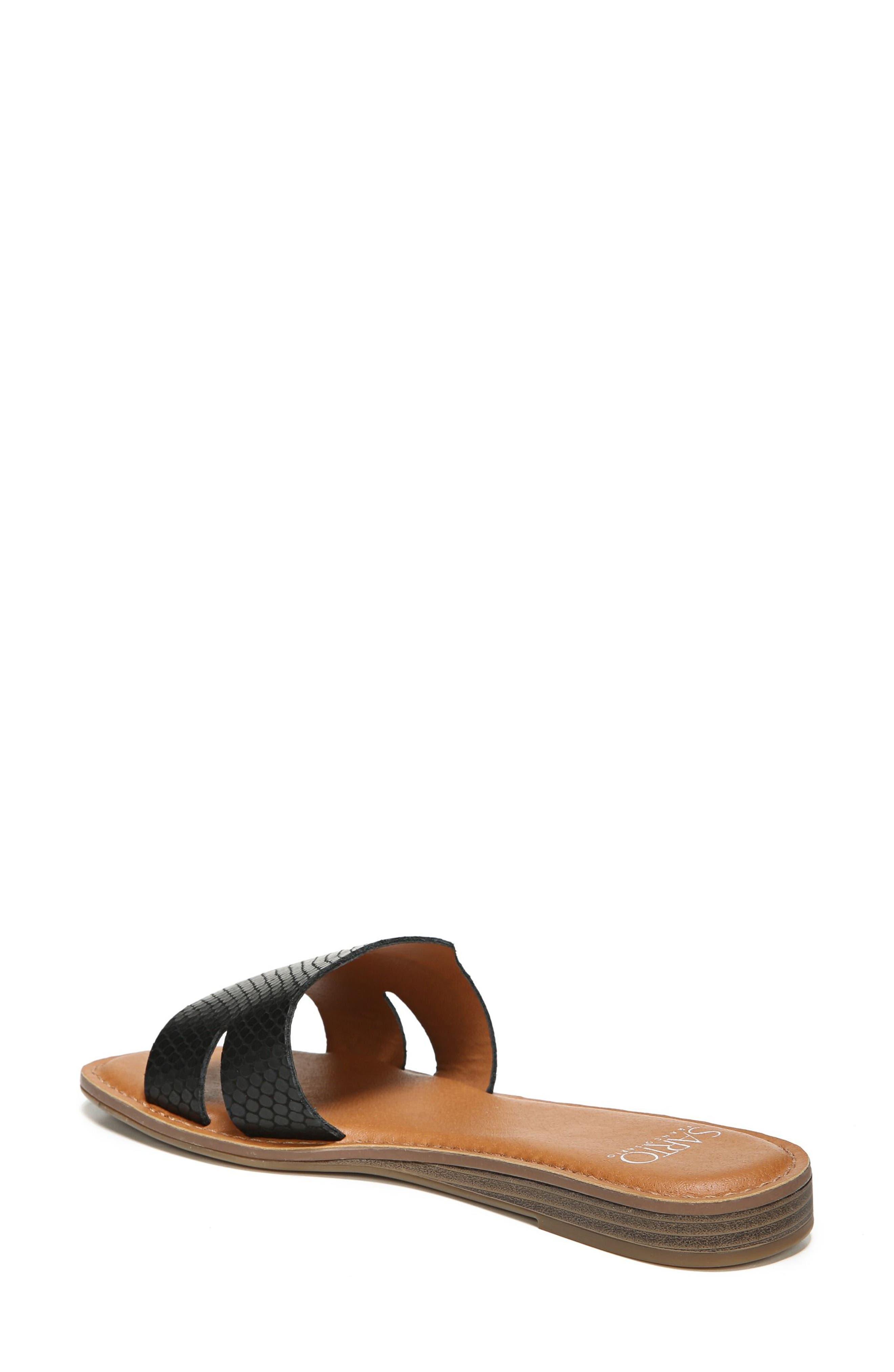 Ginelle Slide Sandal,                             Alternate thumbnail 2, color,                             001