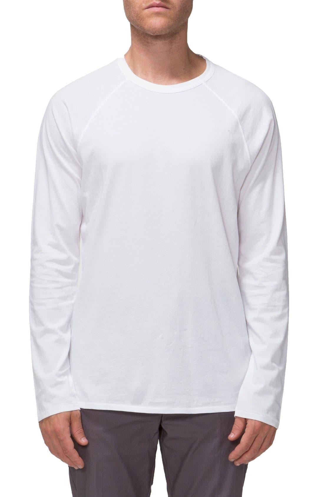 'Covert II' Raglan Long Sleeve T-Shirt,                             Main thumbnail 3, color,