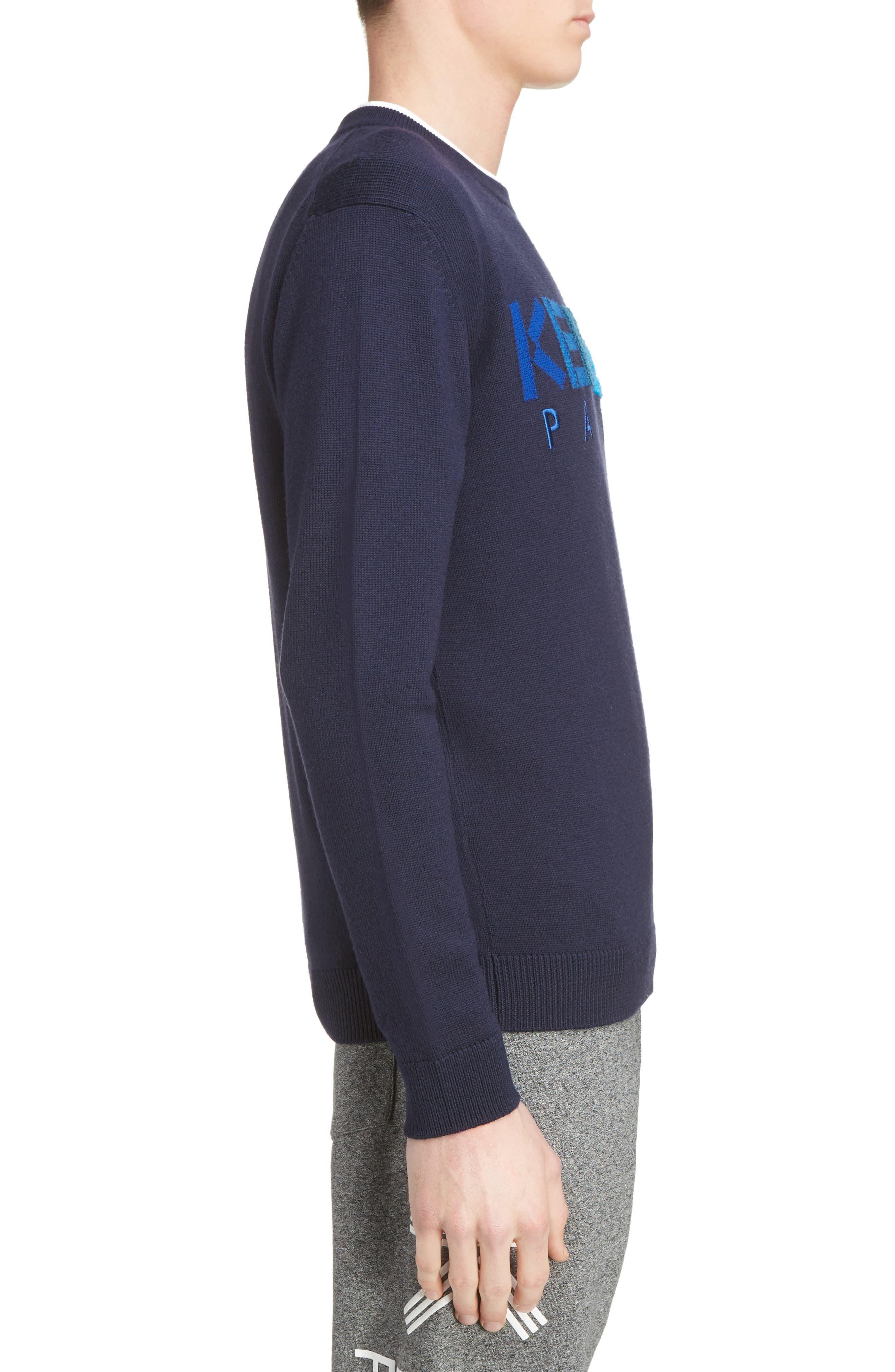 Cotton Pullover,                             Alternate thumbnail 3, color,                             421