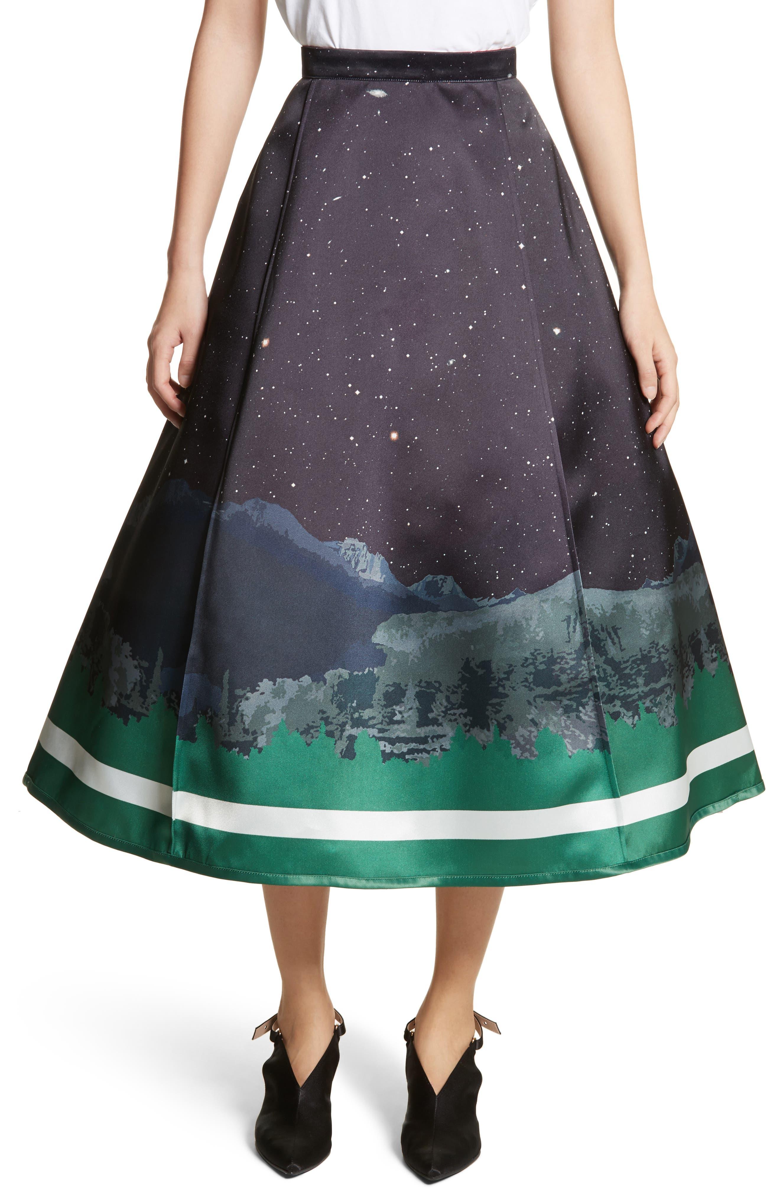 Day/Night Reversible Skirt,                             Alternate thumbnail 2, color,                             600
