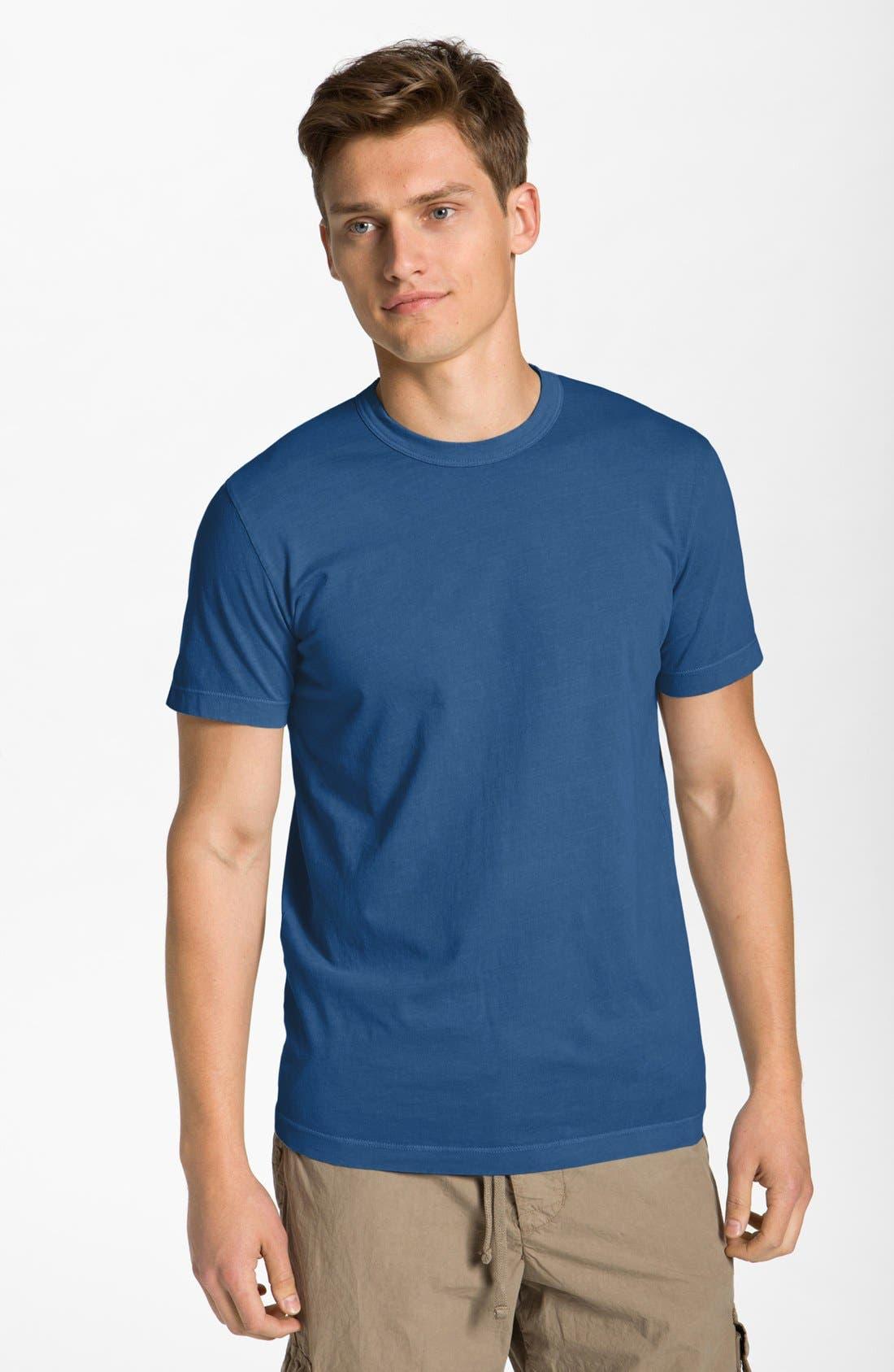 Crewneck Jersey T-Shirt,                             Main thumbnail 70, color,