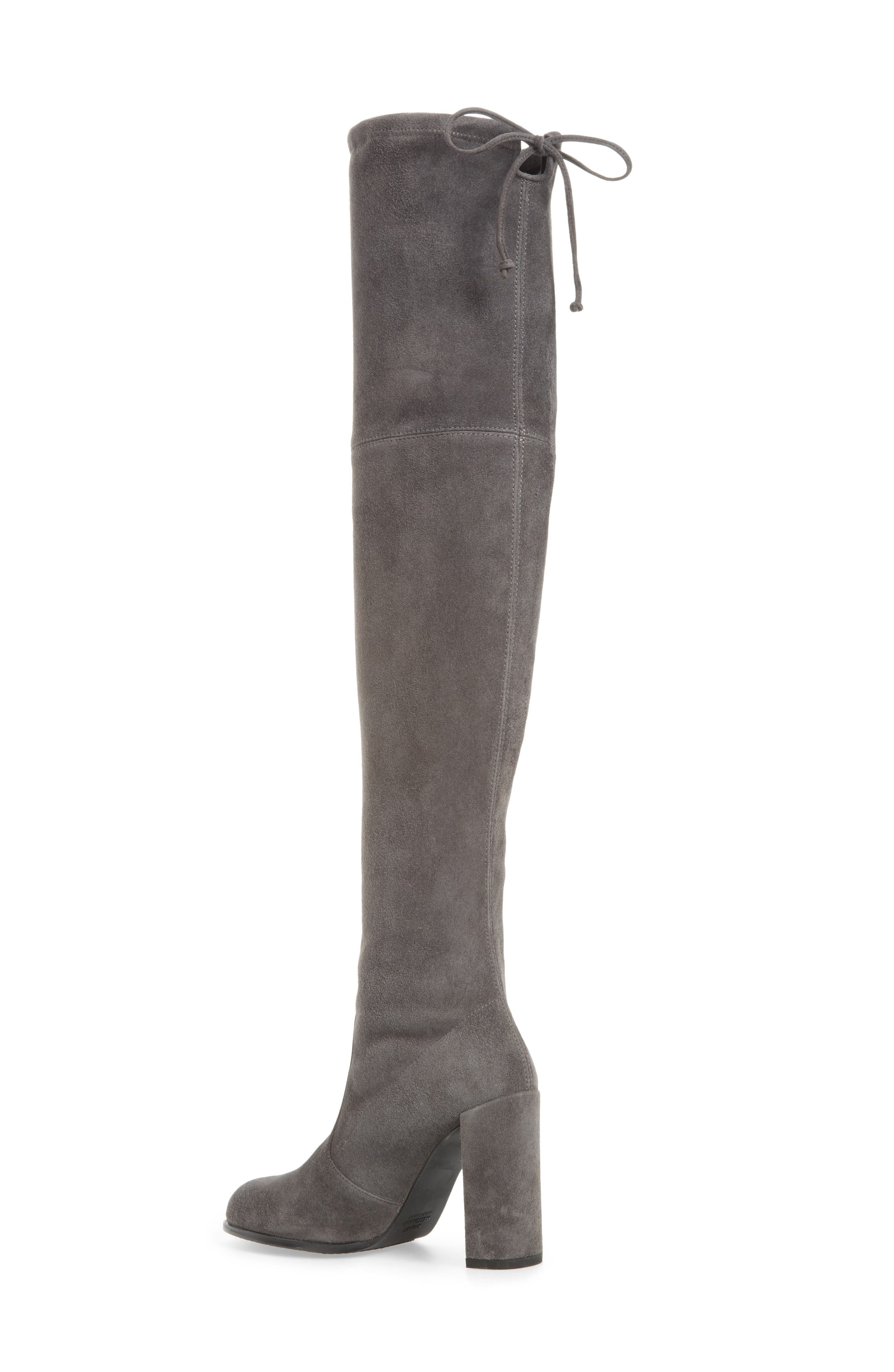 Hiline Over the Knee Boot,                             Alternate thumbnail 18, color,