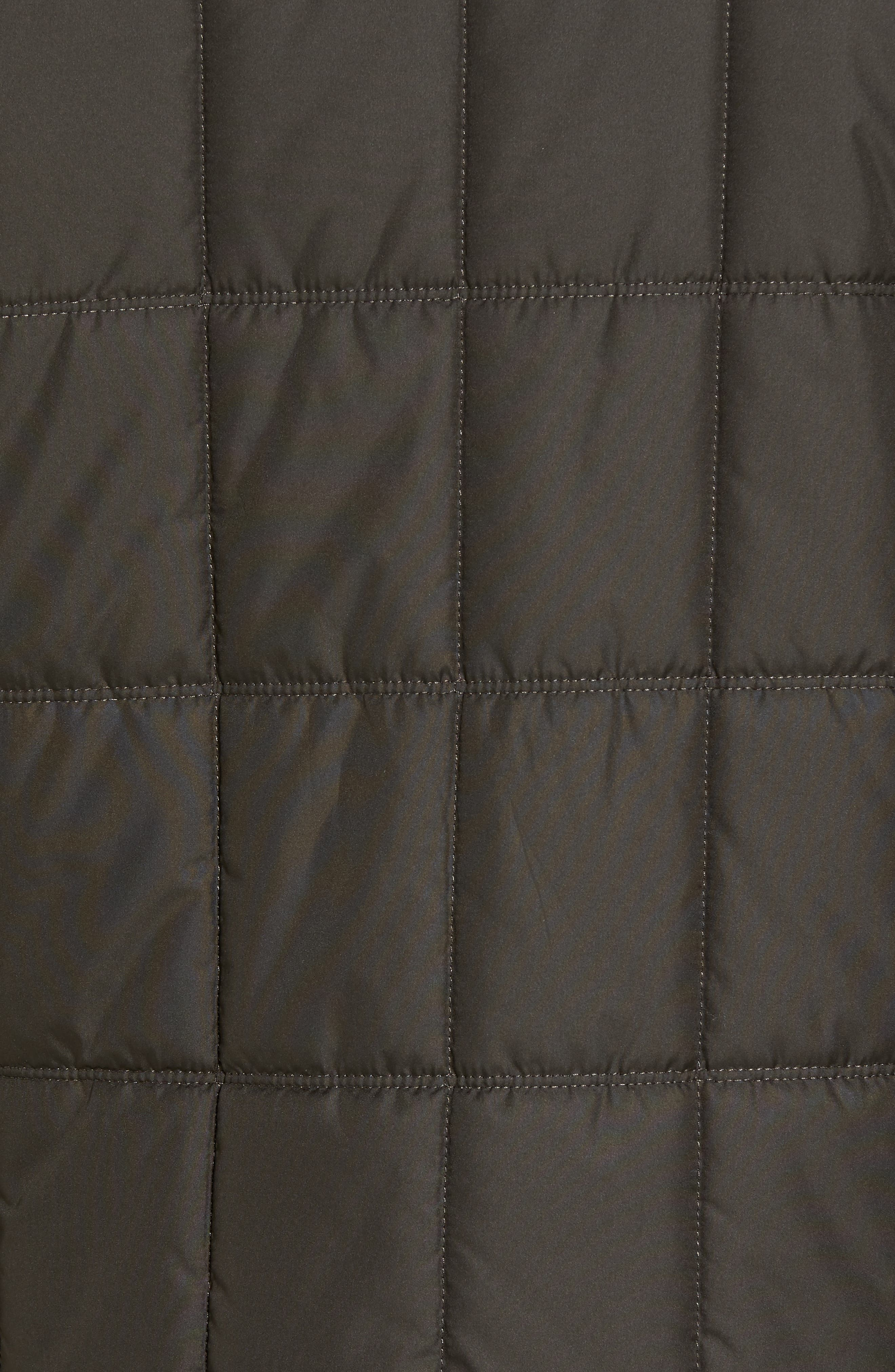 Regular Fit Quilted Jacket,                             Alternate thumbnail 12, color,