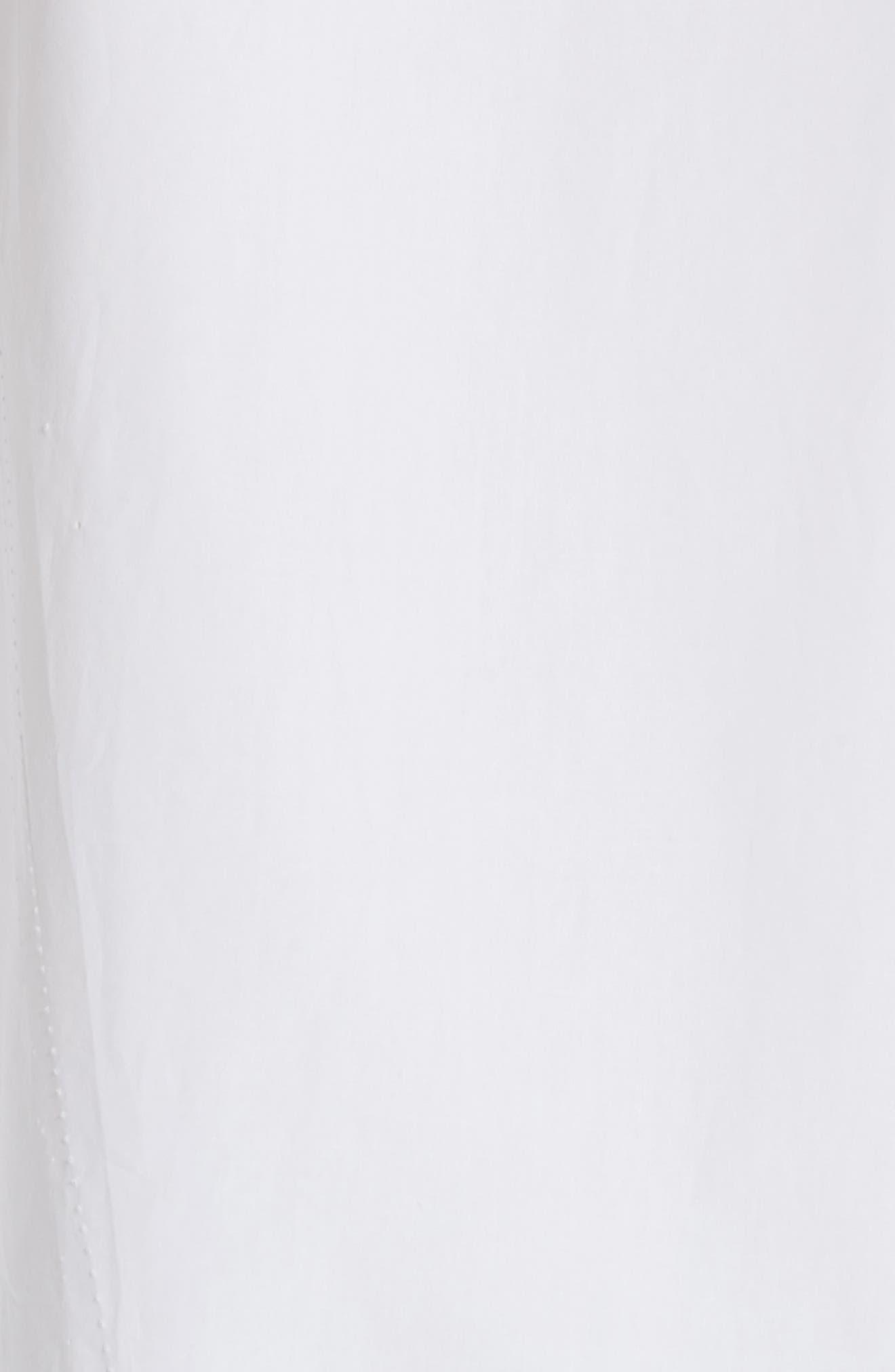 Sleeveless Cotton Blouse,                             Alternate thumbnail 5, color,