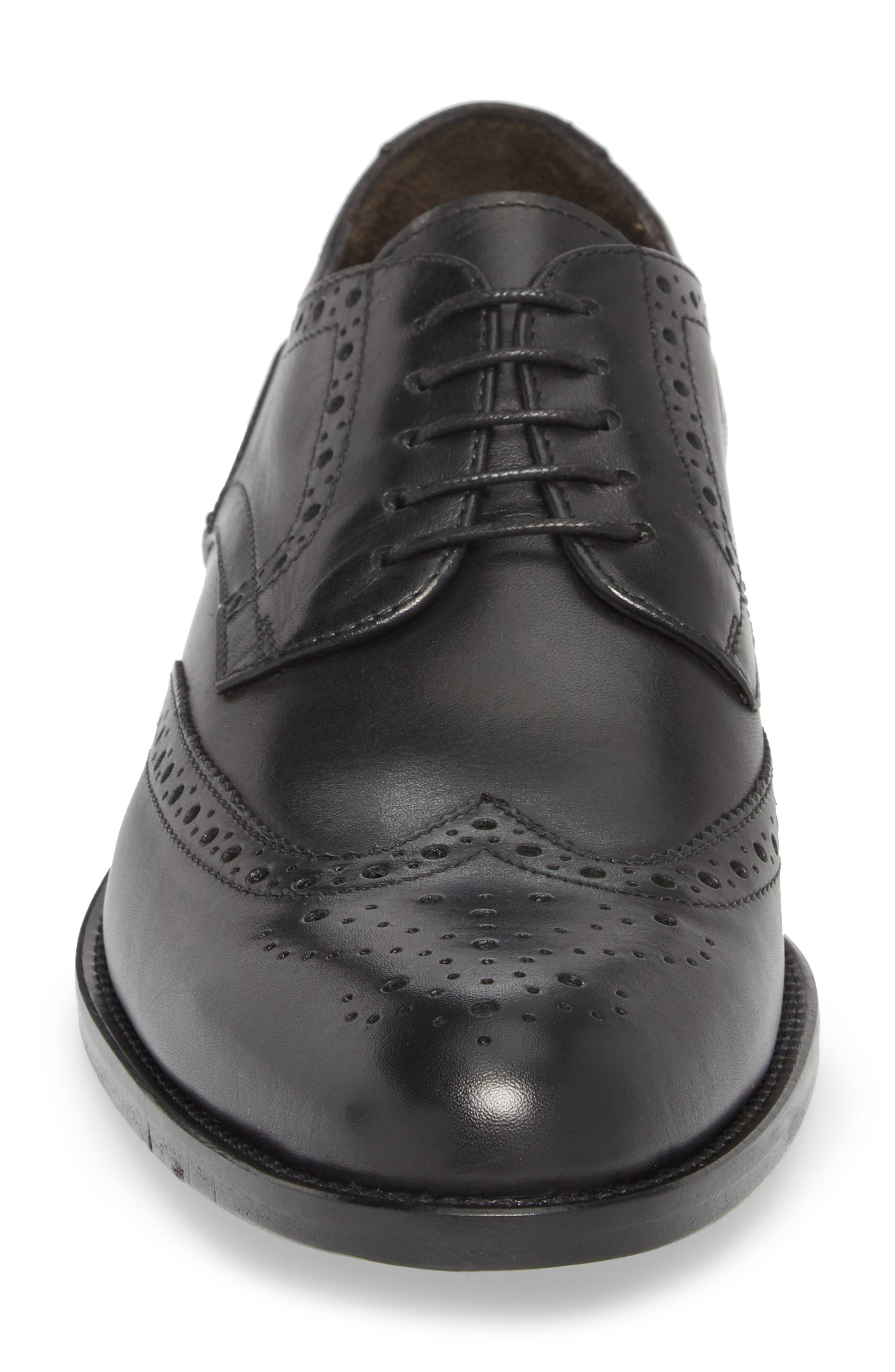 TO BOOT NEW YORK,                             Heinrich Wingtip Derby,                             Alternate thumbnail 4, color,                             001