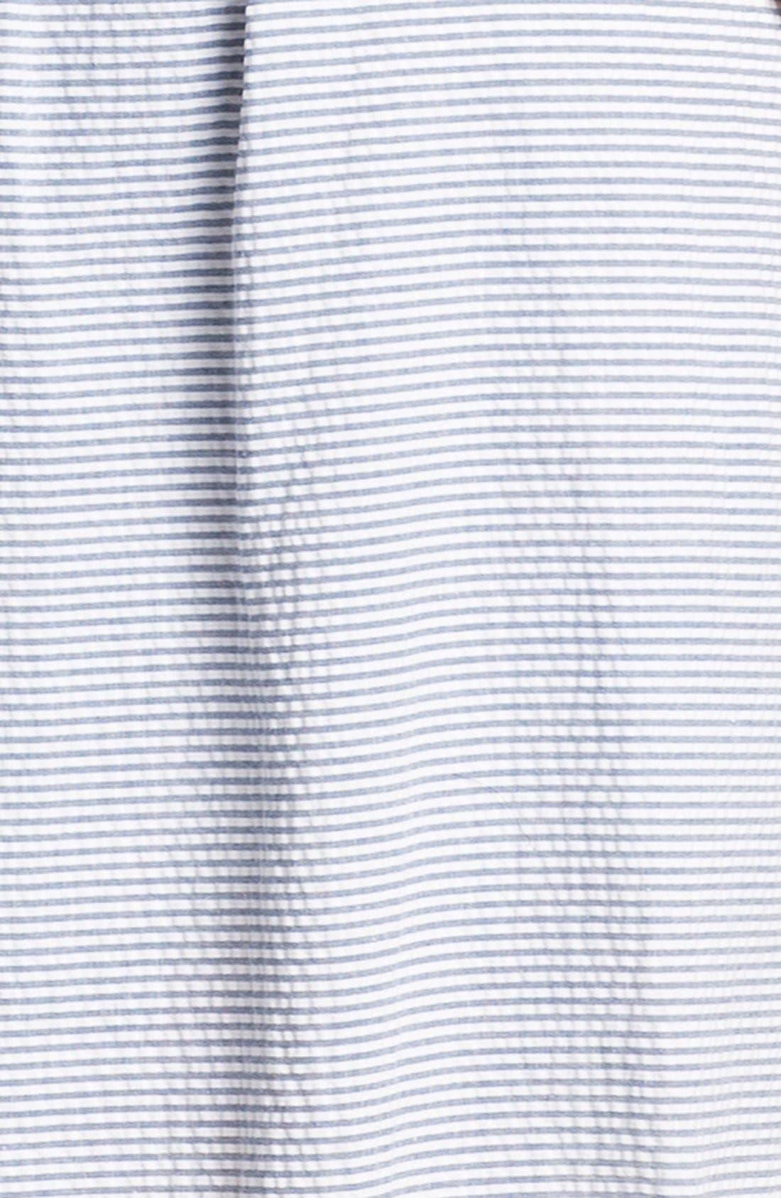 Cross Front Dress,                             Alternate thumbnail 3, color,                             421
