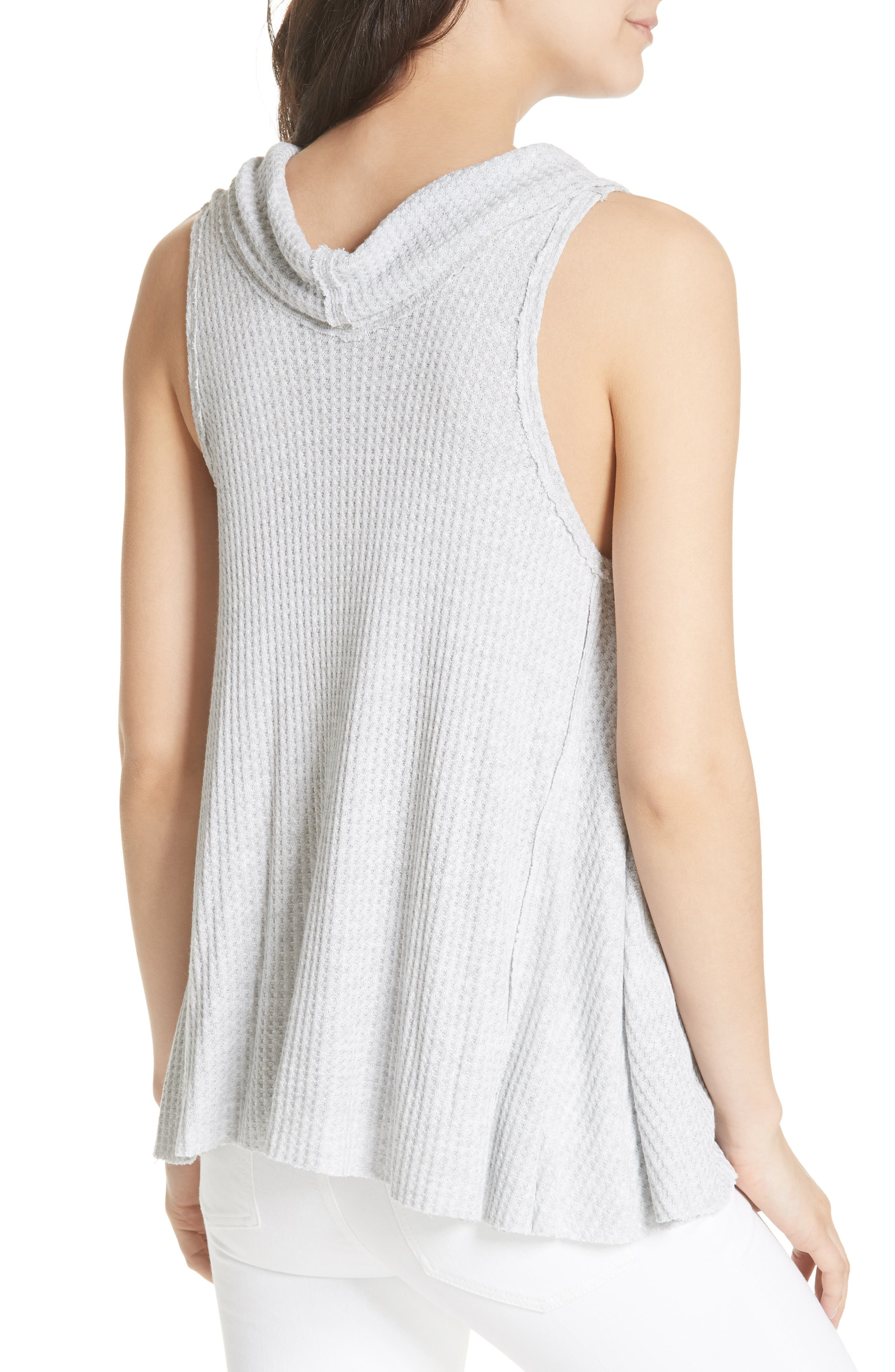 We the Free by Free People Swing It Cowl Tank,                             Alternate thumbnail 6, color,