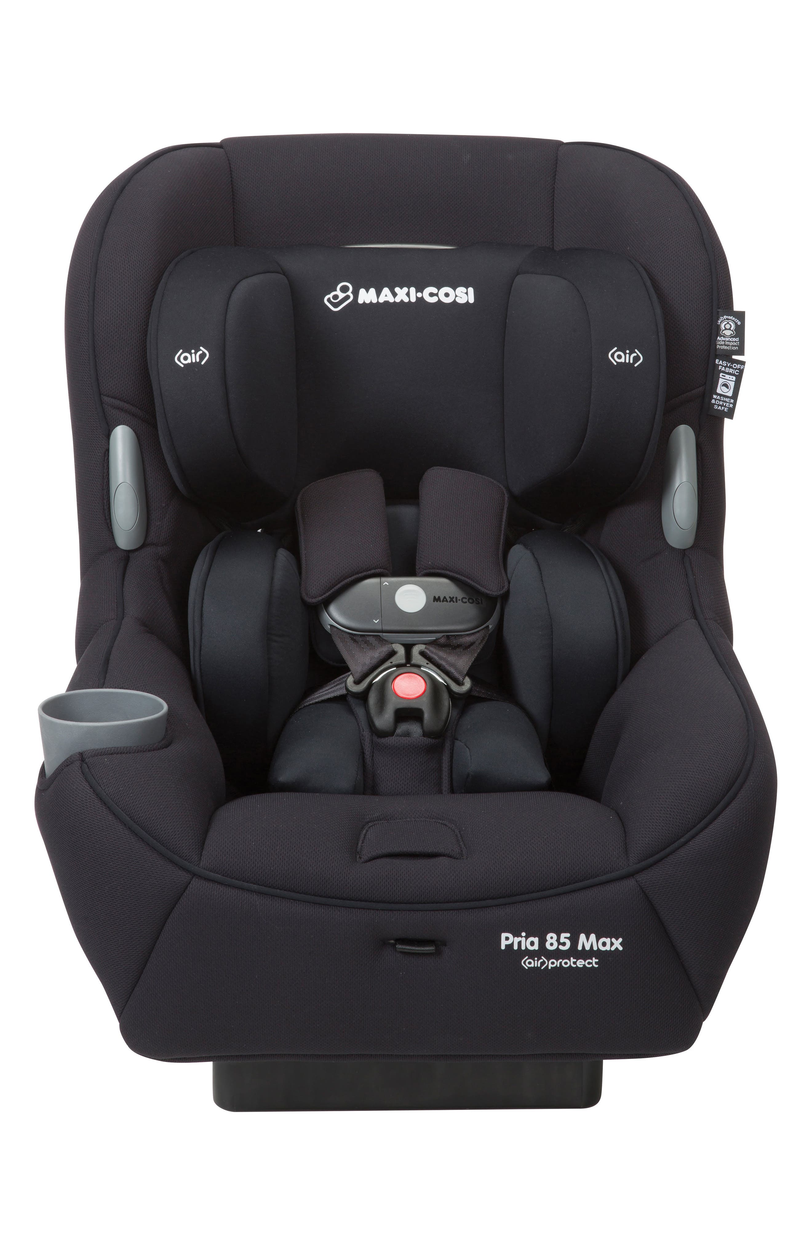 Pria<sup>™</sup> 85 Max Convertible Car Seat,                             Main thumbnail 1, color,                             NIGHT BLACK