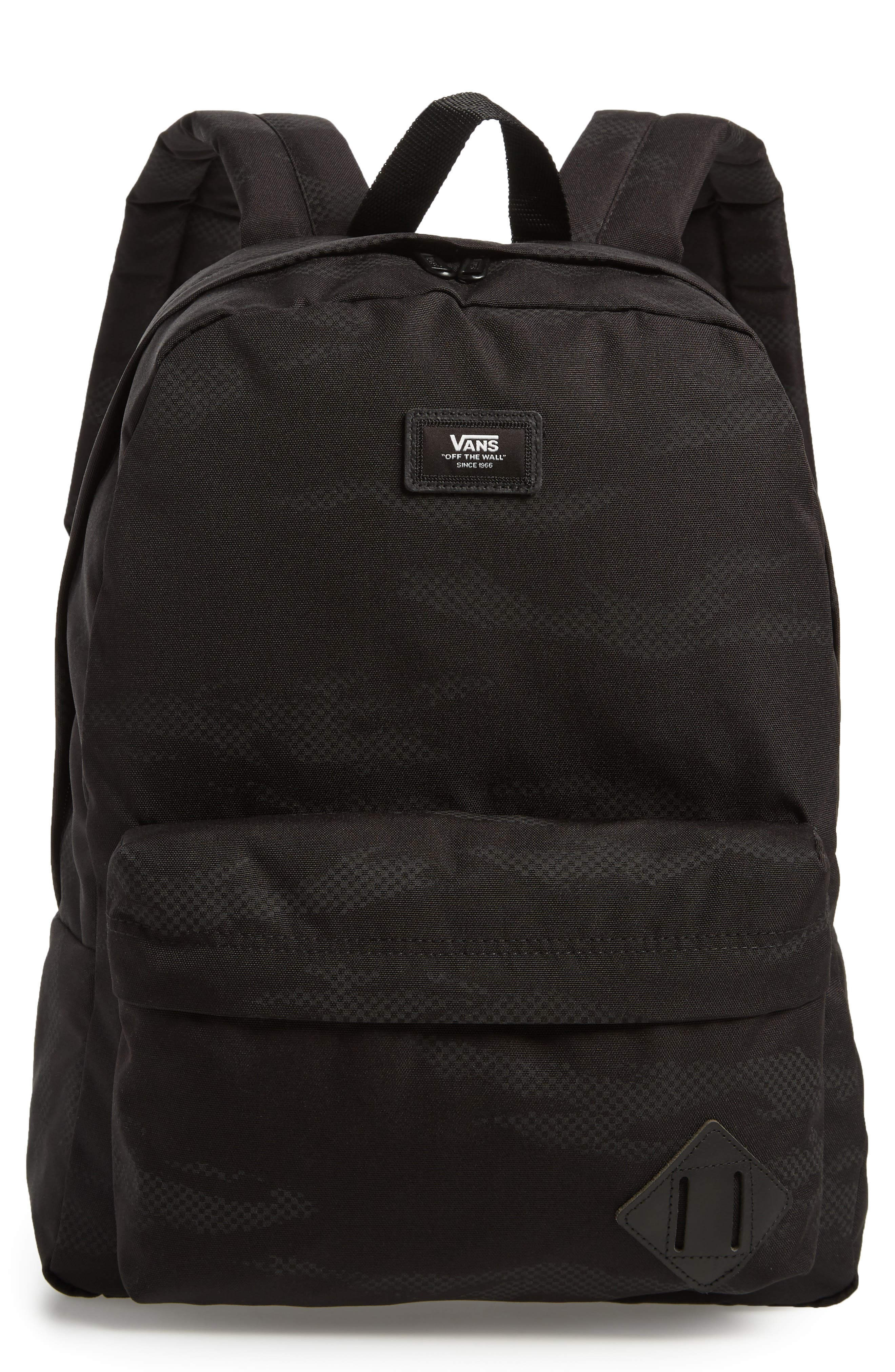 Vans Old Skool Ii Water Repellent Backpack - Black