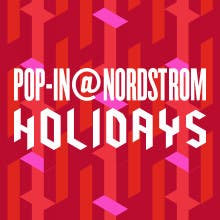 Pop-In@Nordstrom Holidays with MoMA Design Store: November 17-January 7.