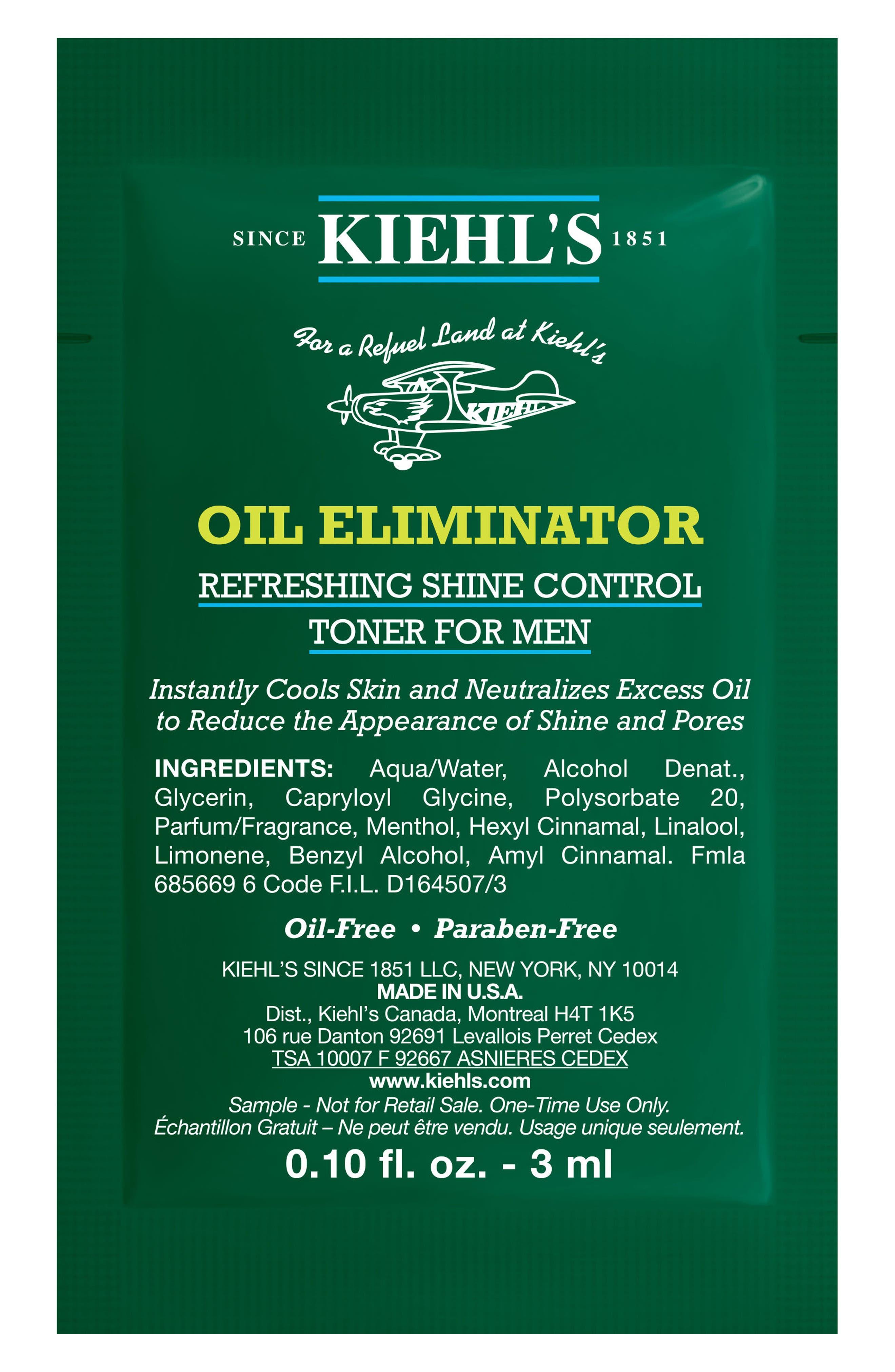 Oil Eliminator Toner,                             Alternate thumbnail 3, color,                             NO COLOR