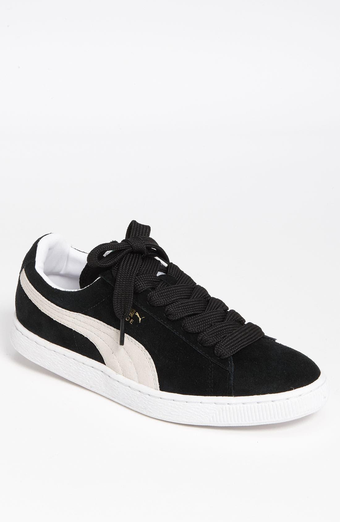 PUMA,                             'Classic Eco' Sneaker,                             Main thumbnail 1, color,                             001