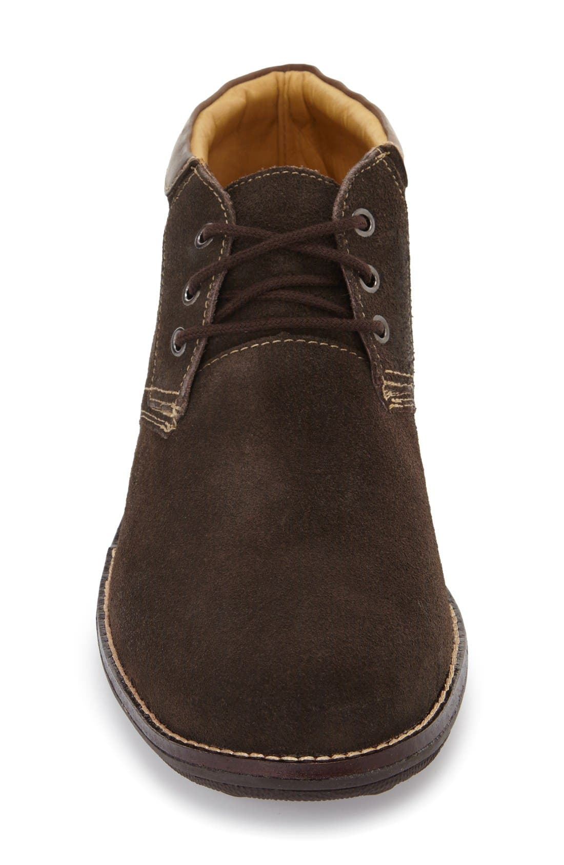 'Travis' Chukka Boot,                             Alternate thumbnail 3, color,                             200