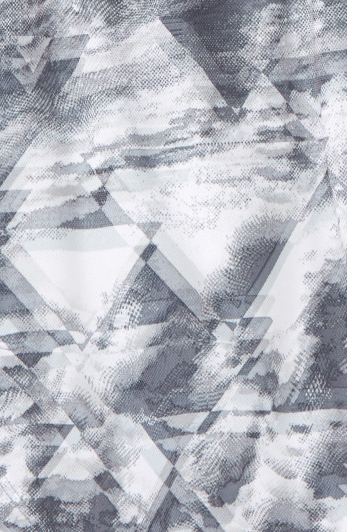 Dry Vent Print Training Shorts,                             Alternate thumbnail 2, color,                             053