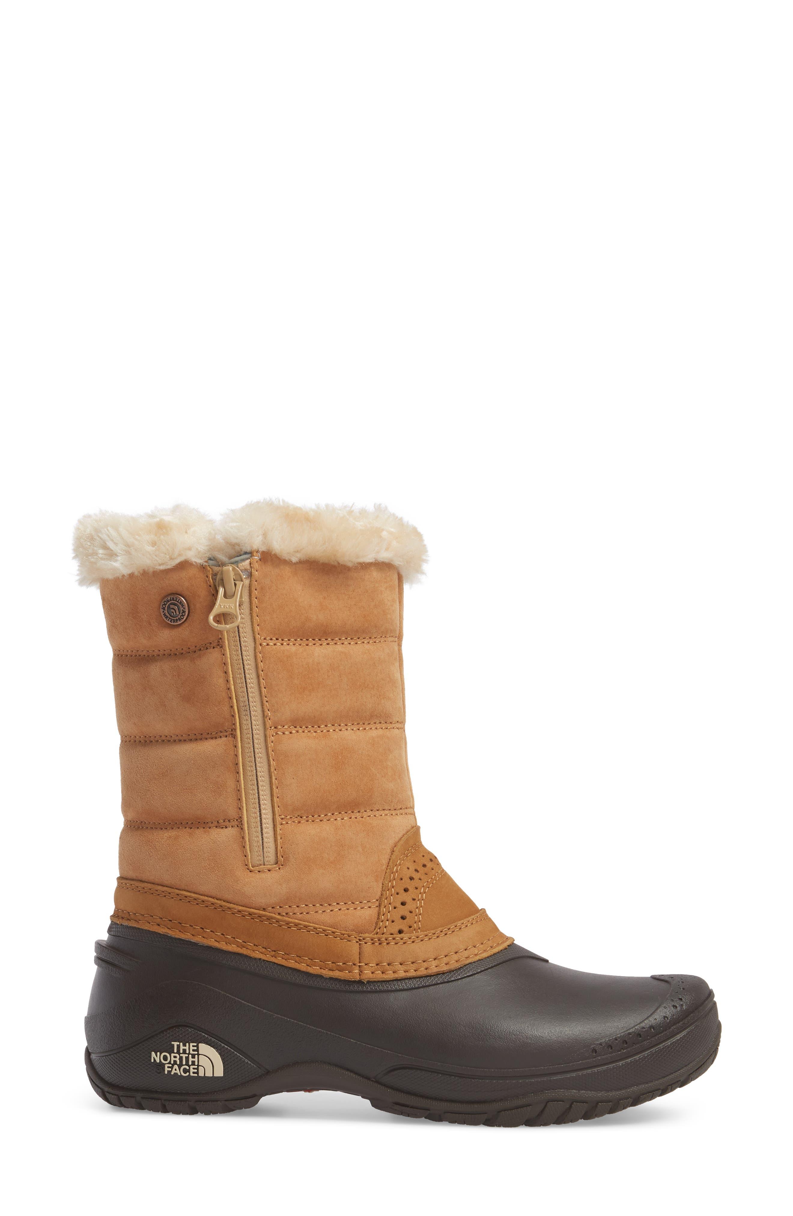 Shellista III Waterproof Pull-On Snow Boot,                             Alternate thumbnail 6, color,