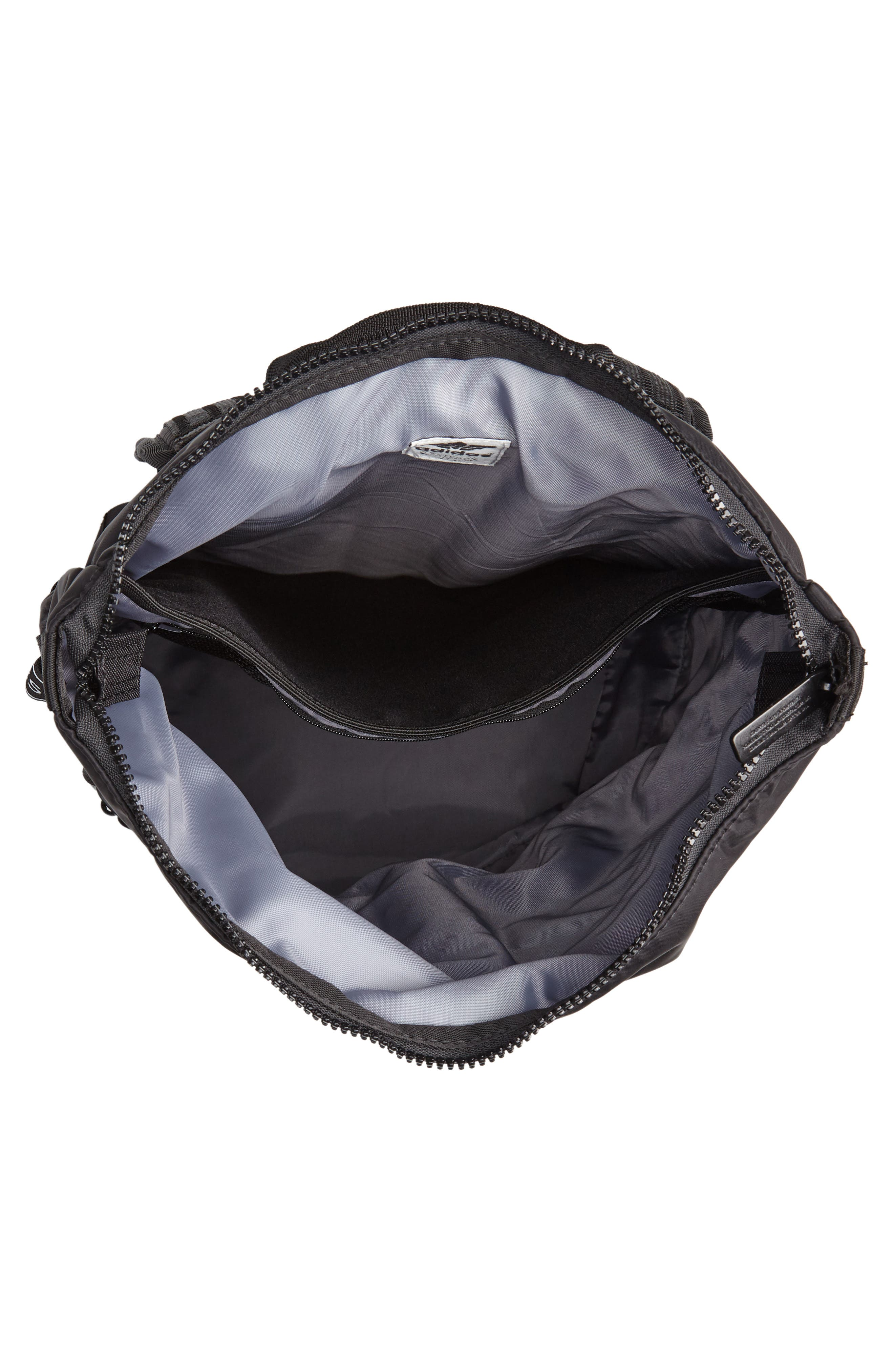 adidas NMD Backpack,                             Alternate thumbnail 4, color,                             BLACK