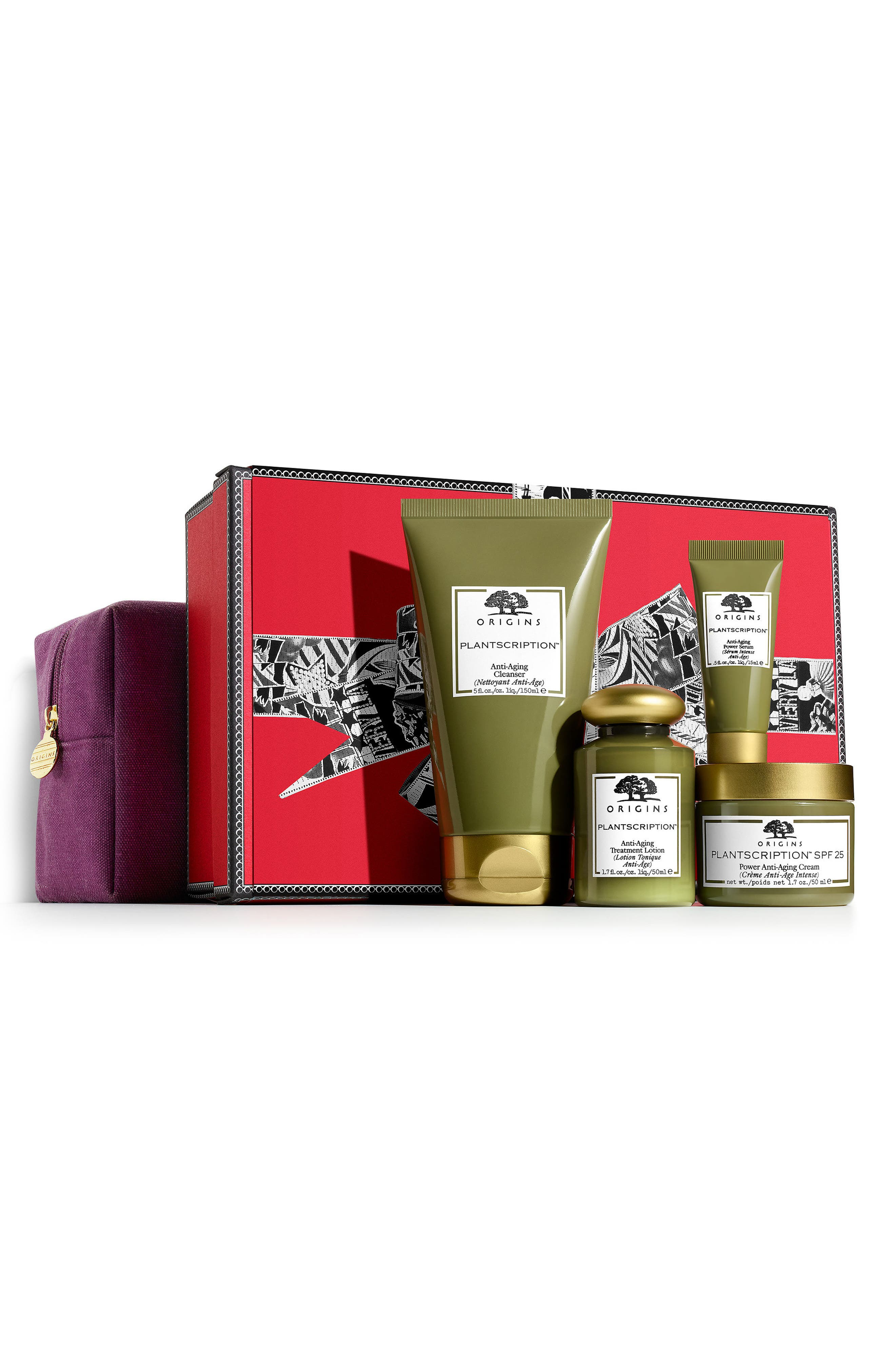 Plantscription<sup>™</sup> Anti-Aging All Stars Collection,                             Main thumbnail 1, color,                             000