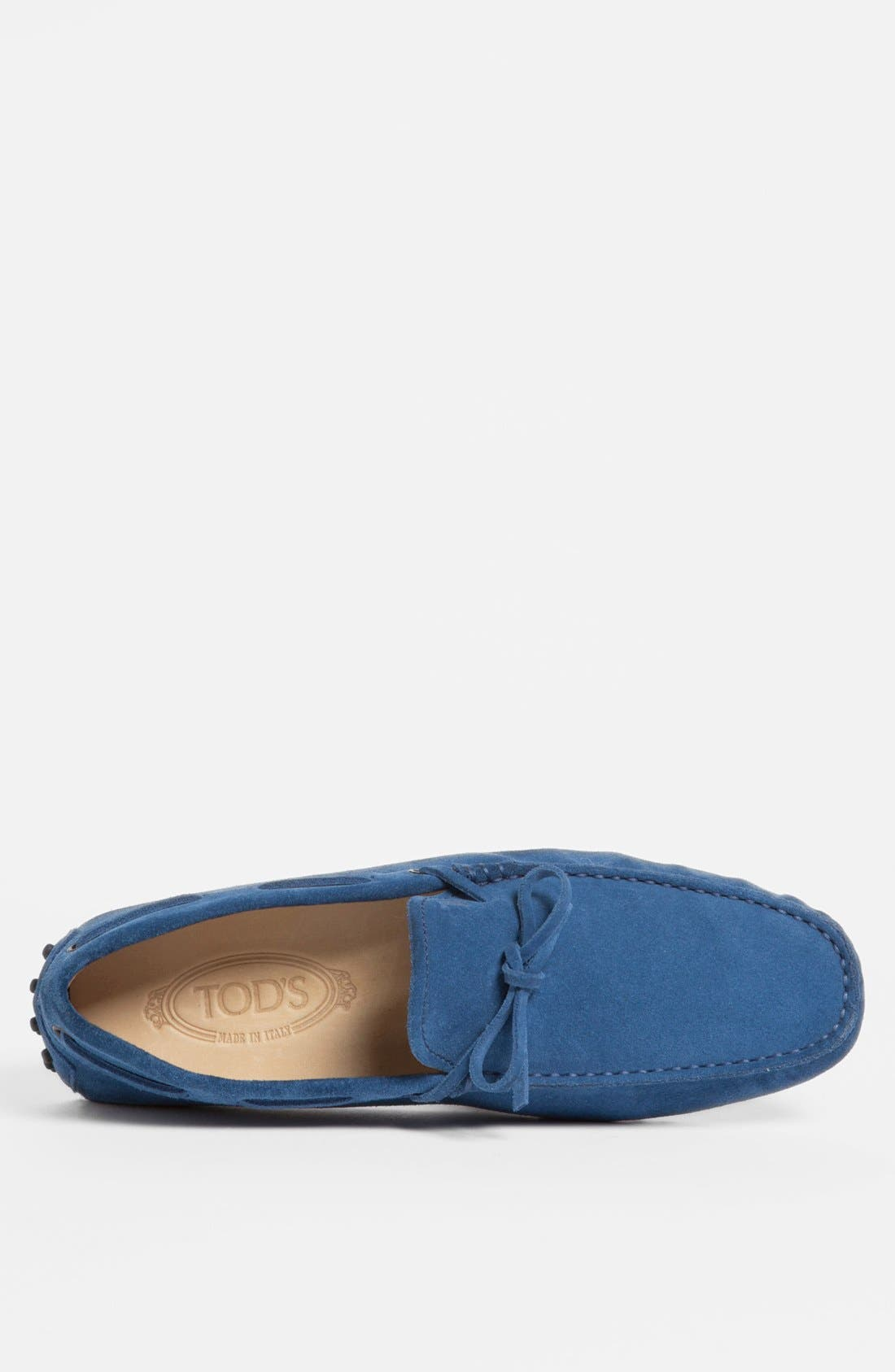 Gommini Tie Front Driving Moccasin,                             Alternate thumbnail 59, color,