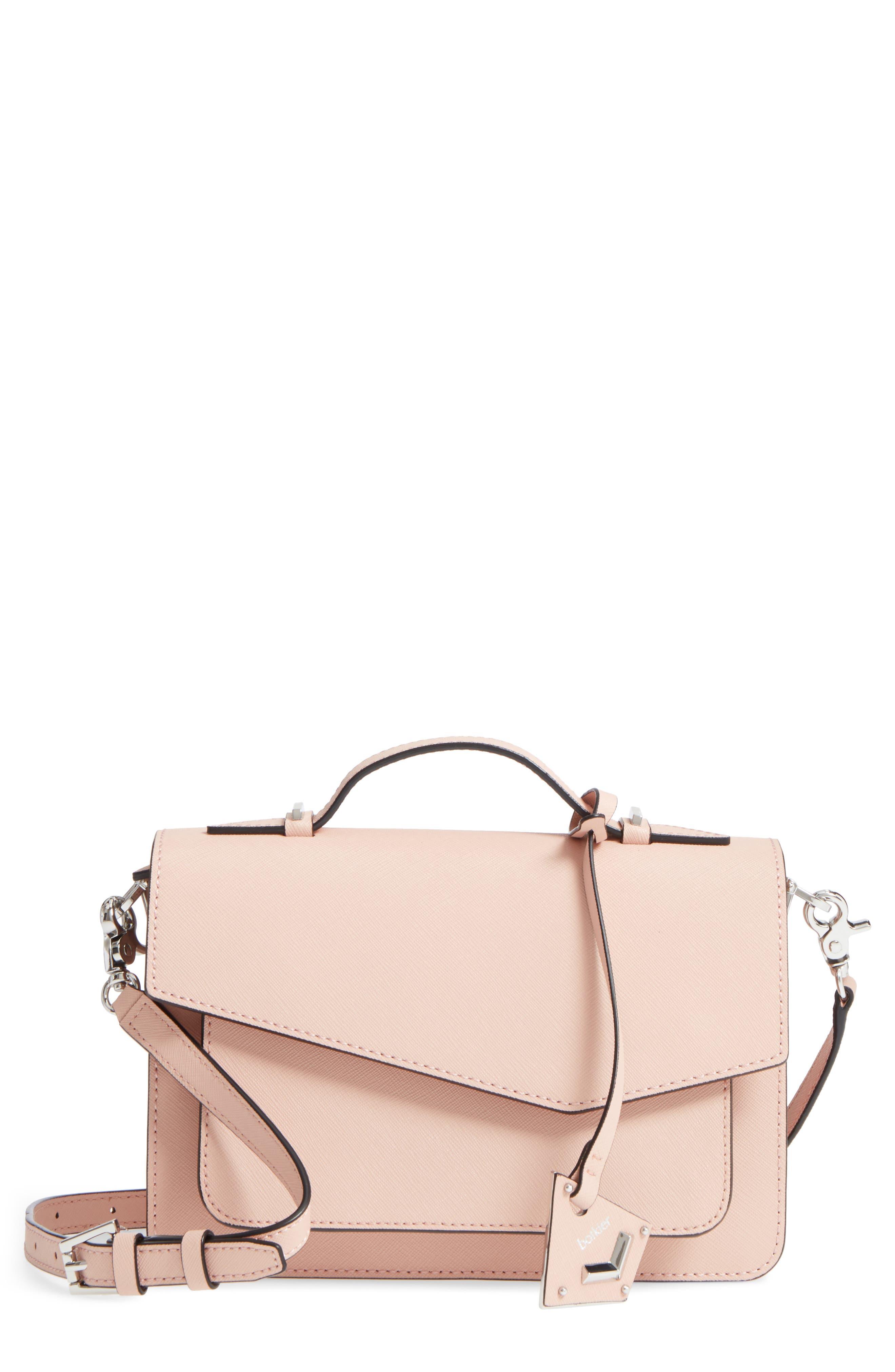Cobble Hill Leather Crossbody Bag,                             Main thumbnail 18, color,